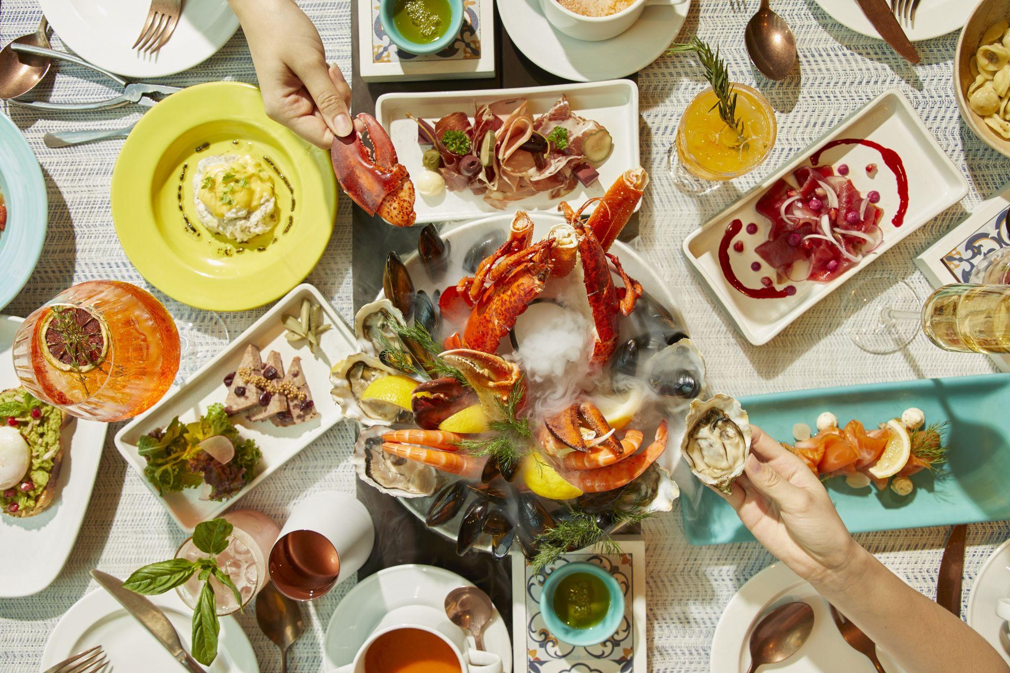 Taste The Mediterranean With Alati's Riviera Sunday Brunch