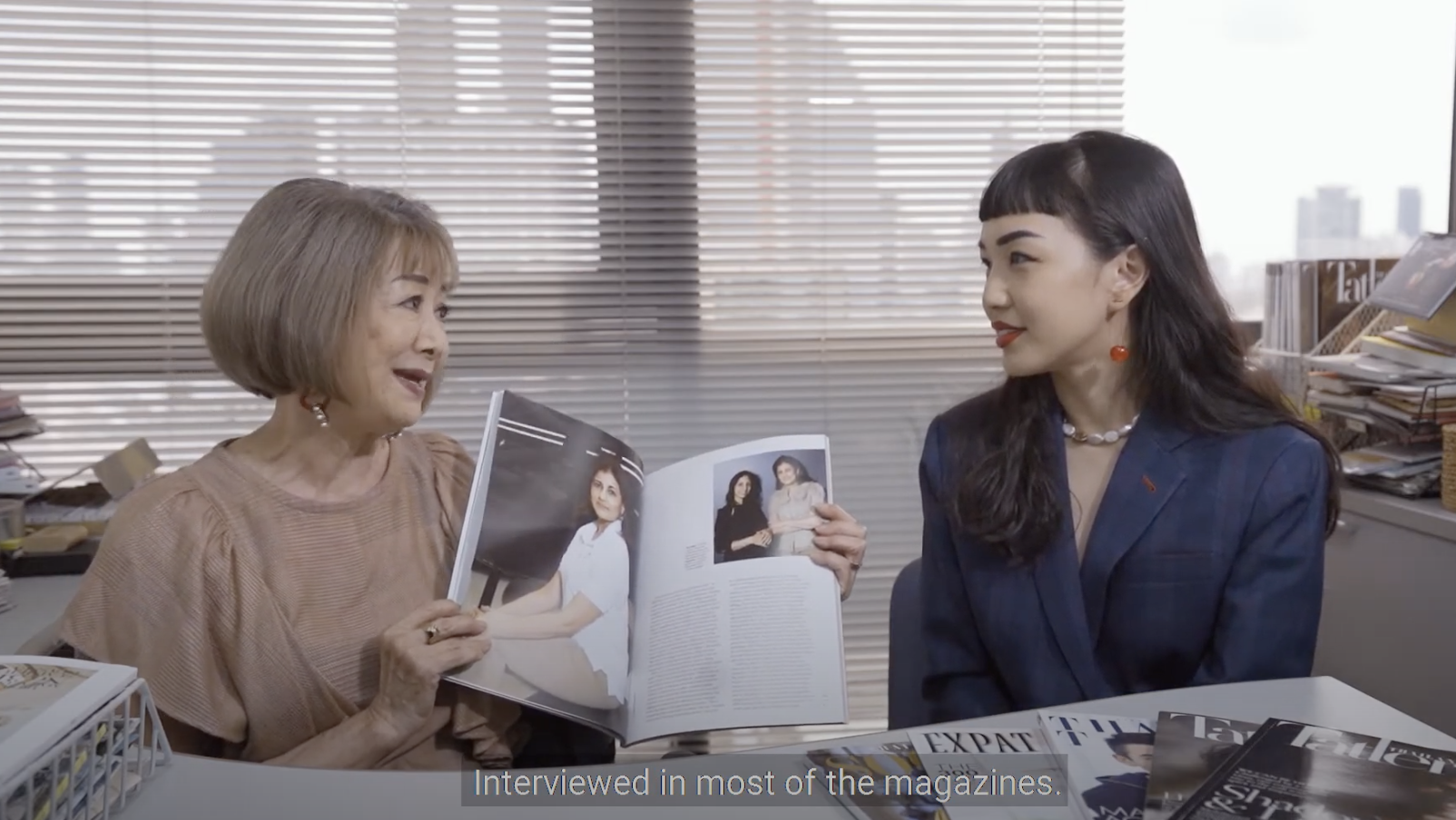Turning Pages With The Editors Of Tatler Thailand (Ep. 1)