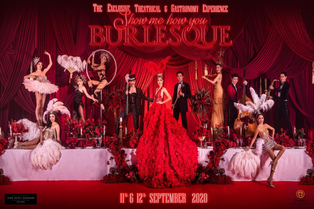 A Burlesque And Gastronomic Extravaganza Is Coming To The Park Hyatt Bangkok