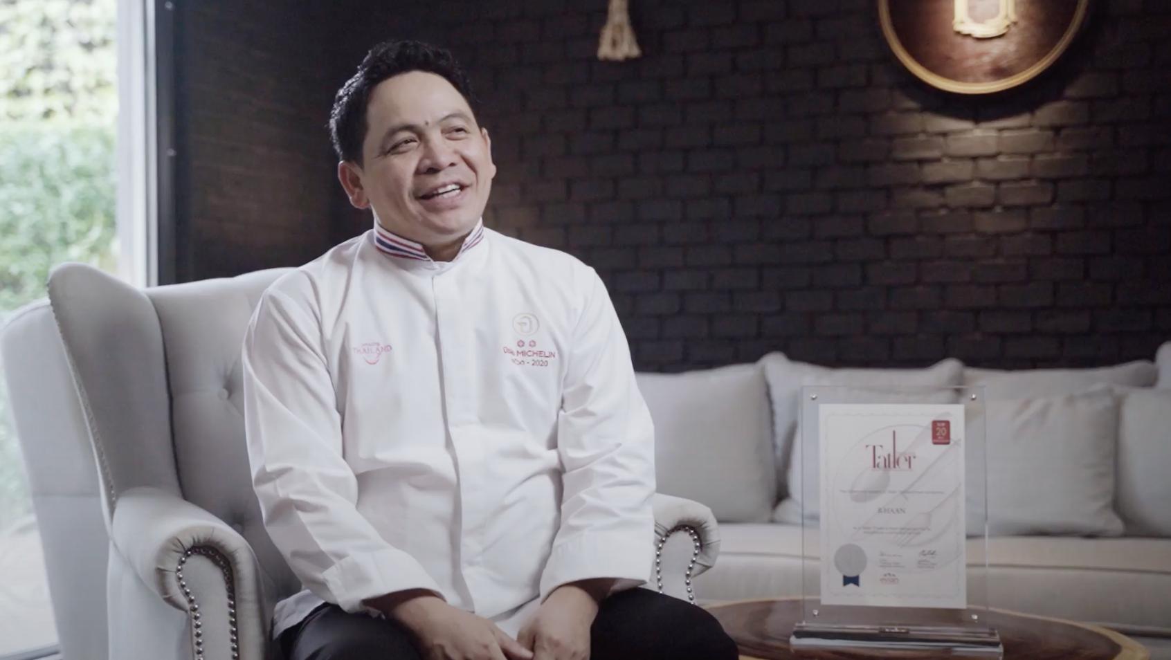 Chef Chumpol Unlocks The Full Potential Of Thai Cuisine At His Restaurant R-Haan