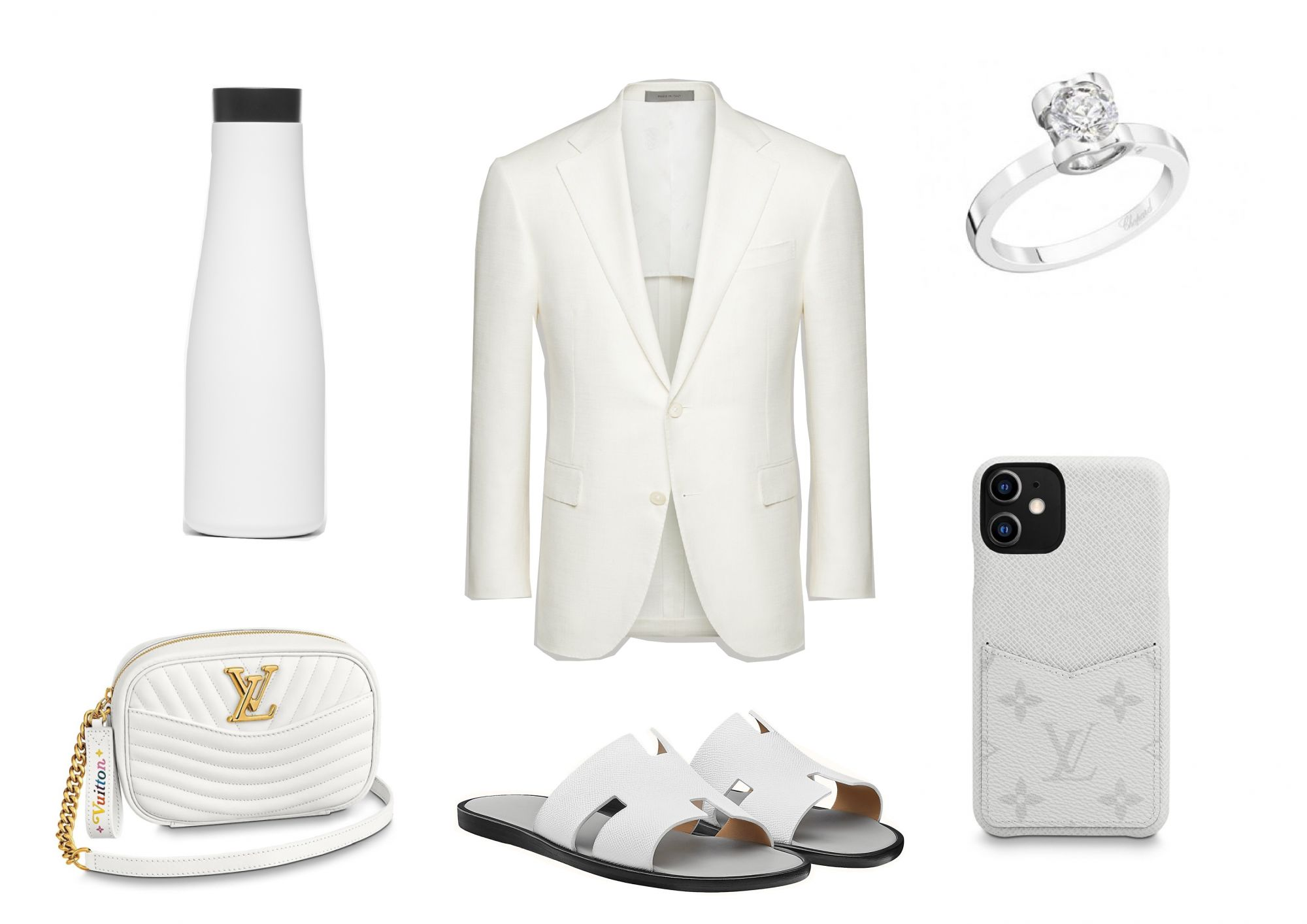 Style By The Colours: Pure White