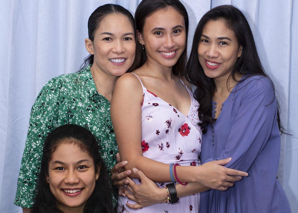 Tatler Then And Now: Mother-Daughter Duos Pensupa And Sarisa Gajaseni; Apiphawadee Snidvongs And Pleng Kruesopon