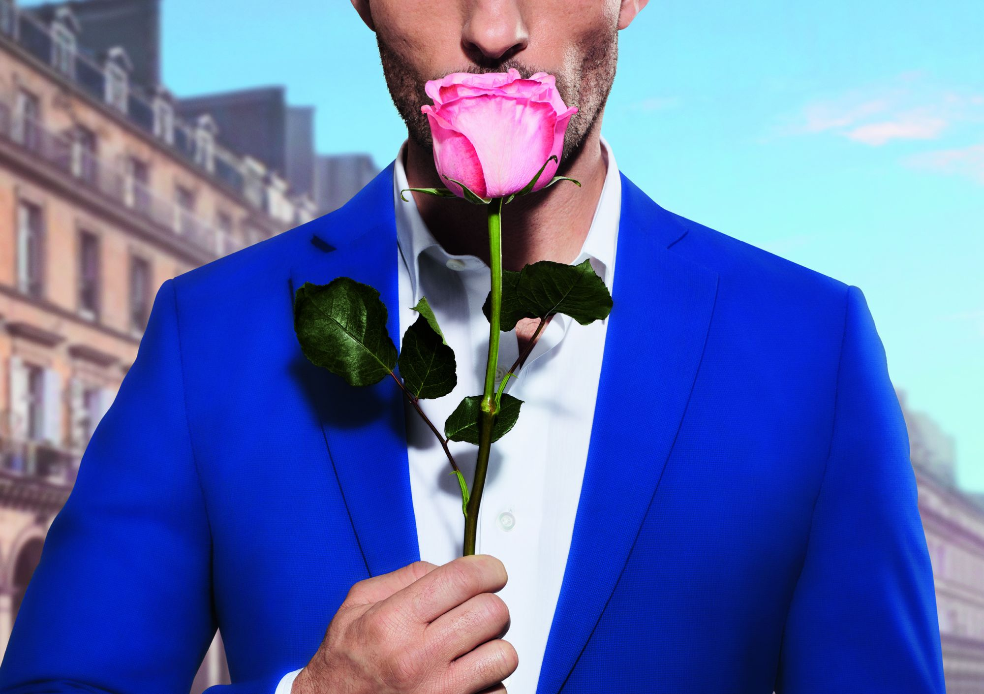 L'Homme A La Rose, A Rose Scent For Men