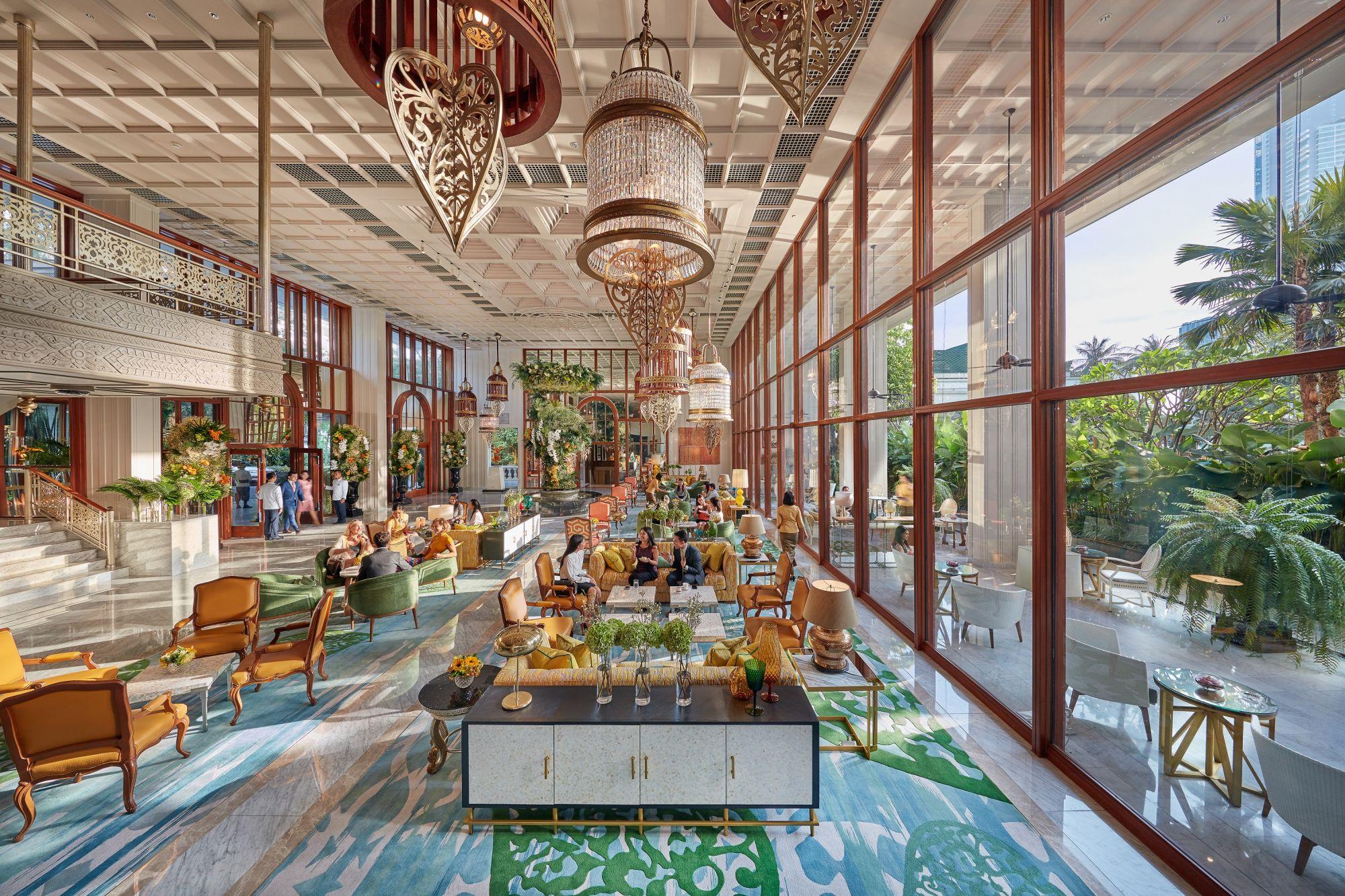 Experience The Legendary Mandarin Oriental Staycation