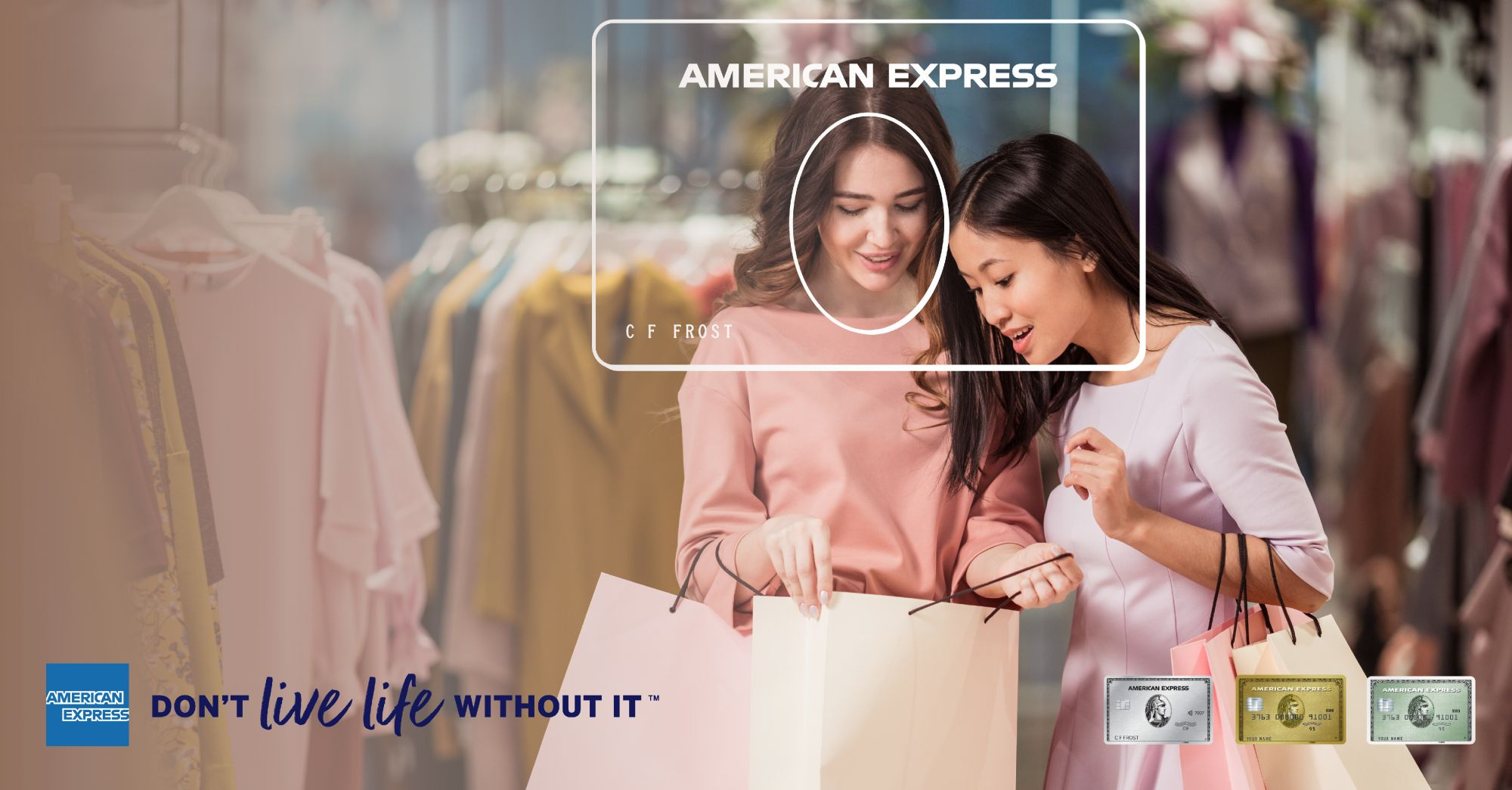 Amex Promotes Local Fashion Brands With 'Shop Thai, Wear Thai' Campaign