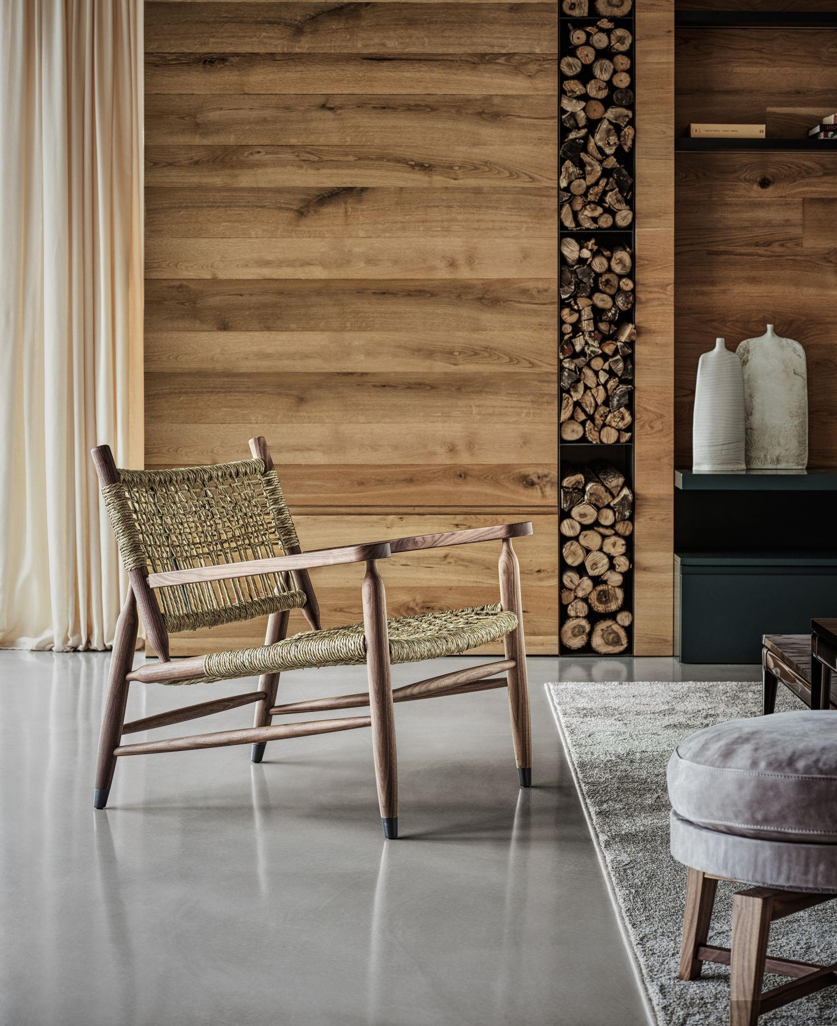 Furnish Your Domestic Life With Flexform's Indoor Collection