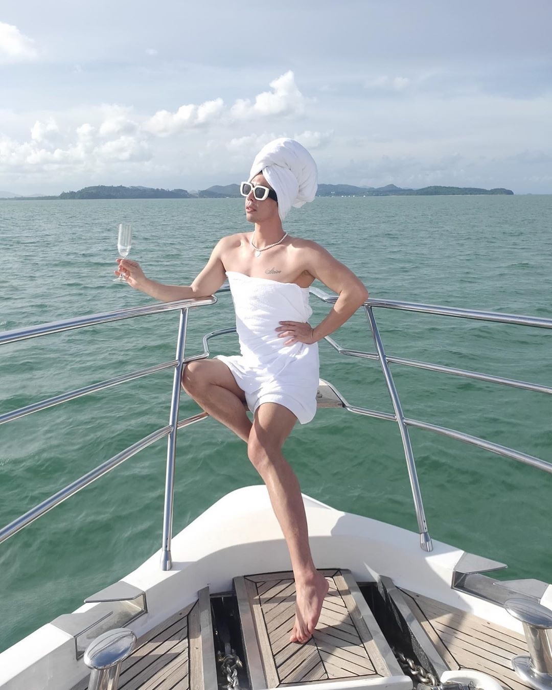Best Tatlergrams Of The Week: Yachts, Airports & More