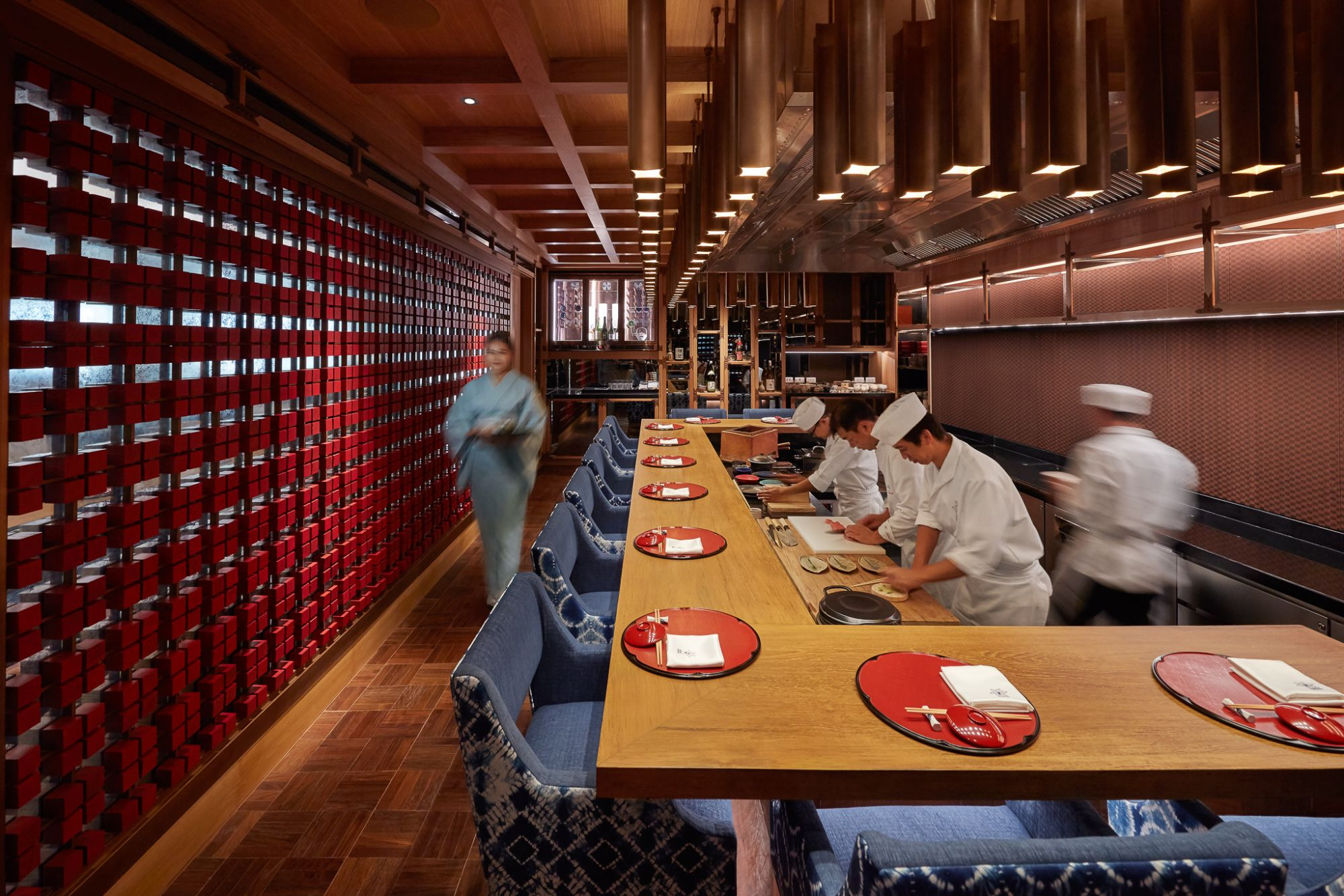 Kinu By Takagi Launches Kaiseki Lunch