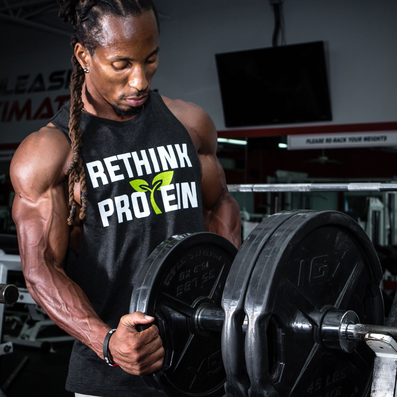 6 Vegan Athletes Breaking The Myth About Meat And Power