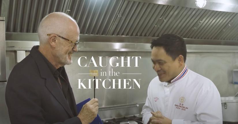 Caught In The Kitchen Episode 2: R Haan