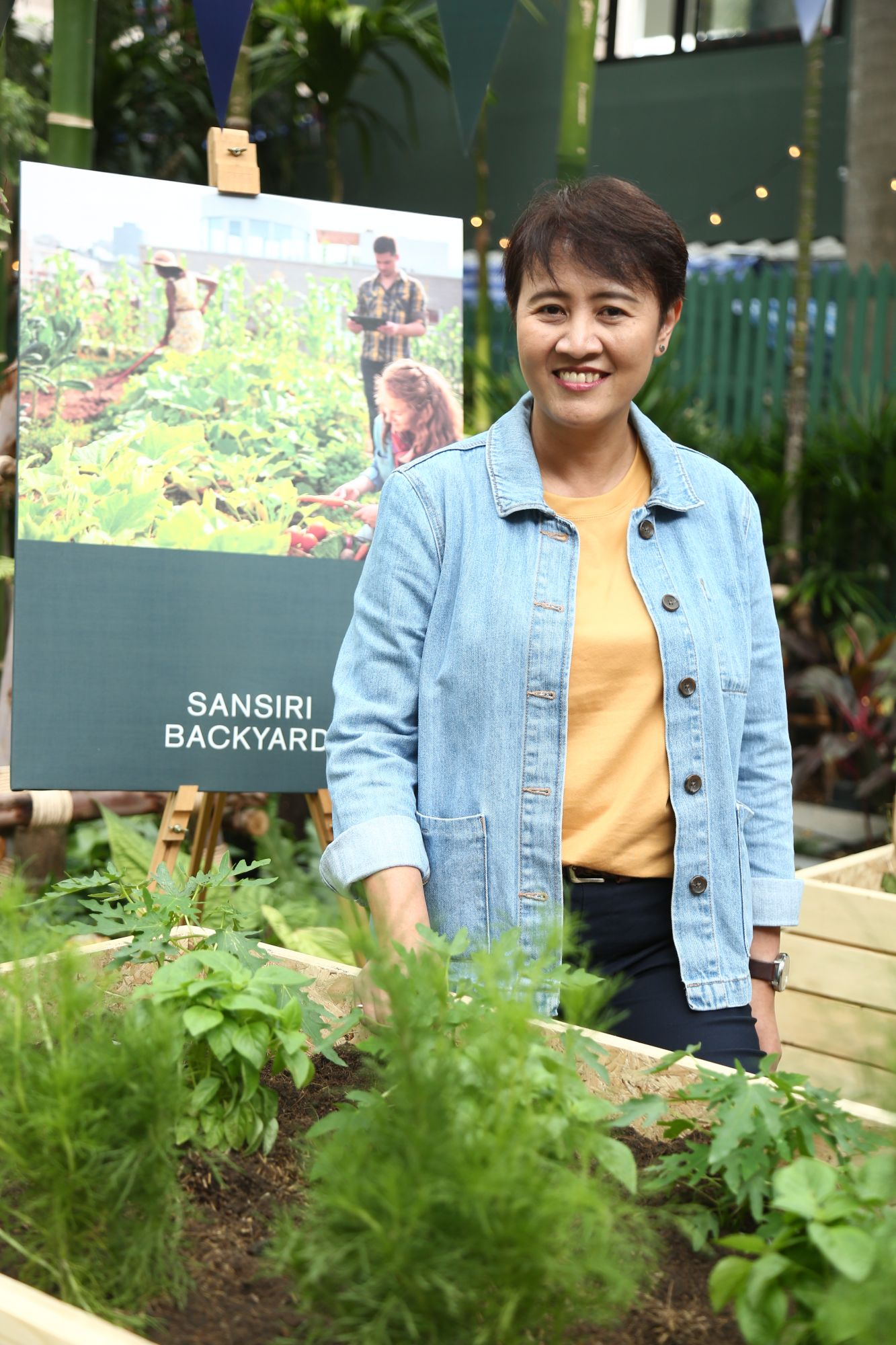 Root The Future Takes Over Sansiri Backyard
