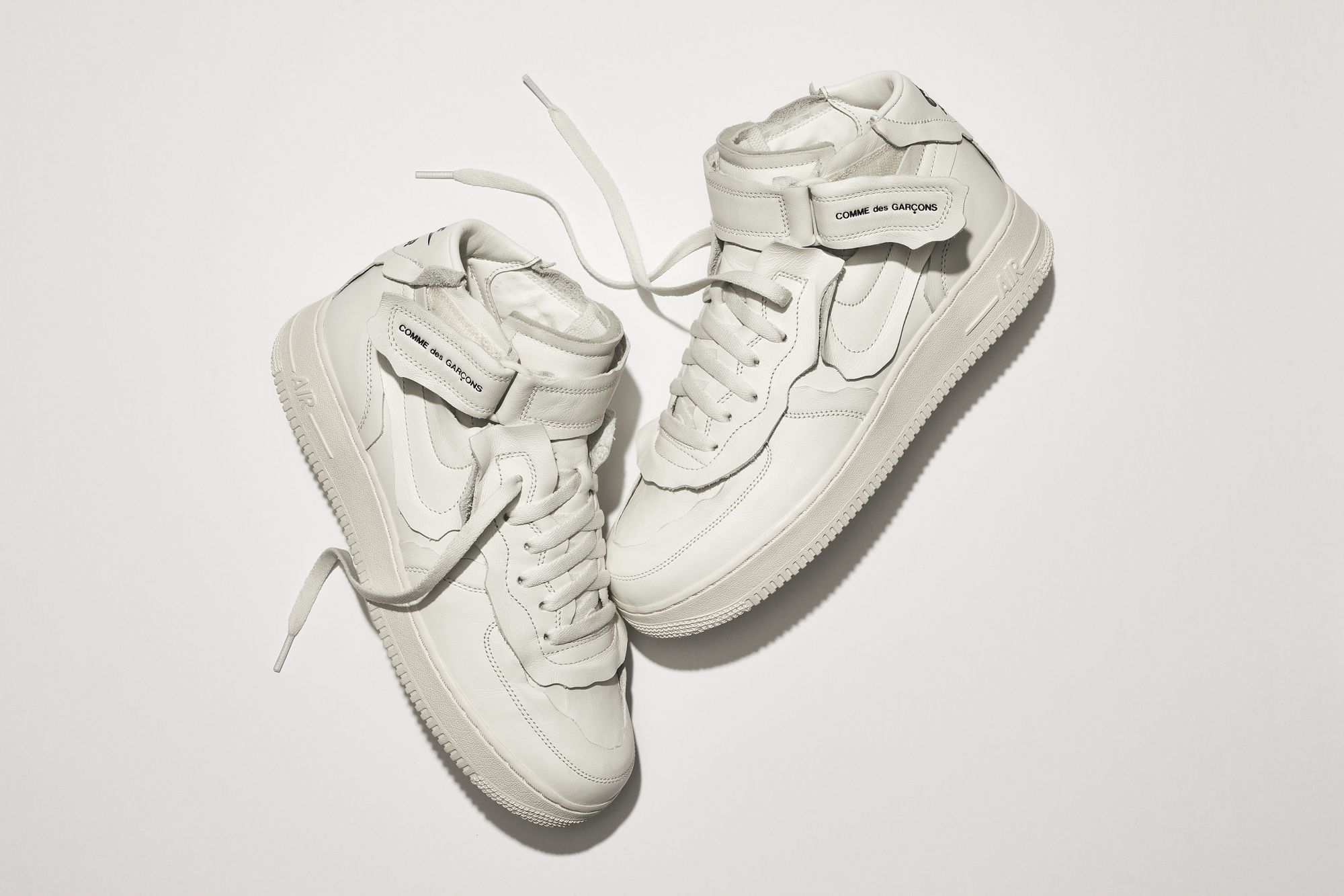You Can Now Own Comme des Garçons Nike Sneakers