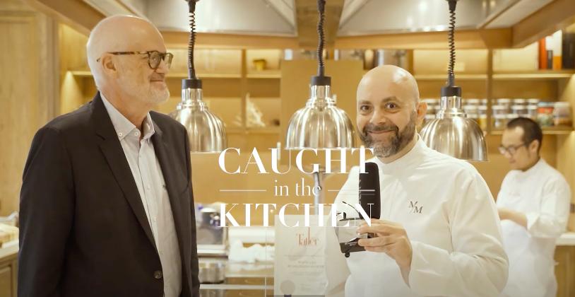 Caught In The Kitchen Episode 4: White Lies
