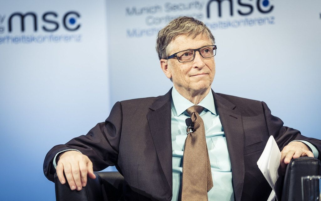 5 หนังสือที่ Bill Gates อยากให้คุณได้อ่าน