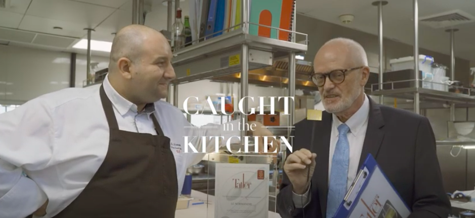 Caught In The Kitchen Episode 8: Le Normandie