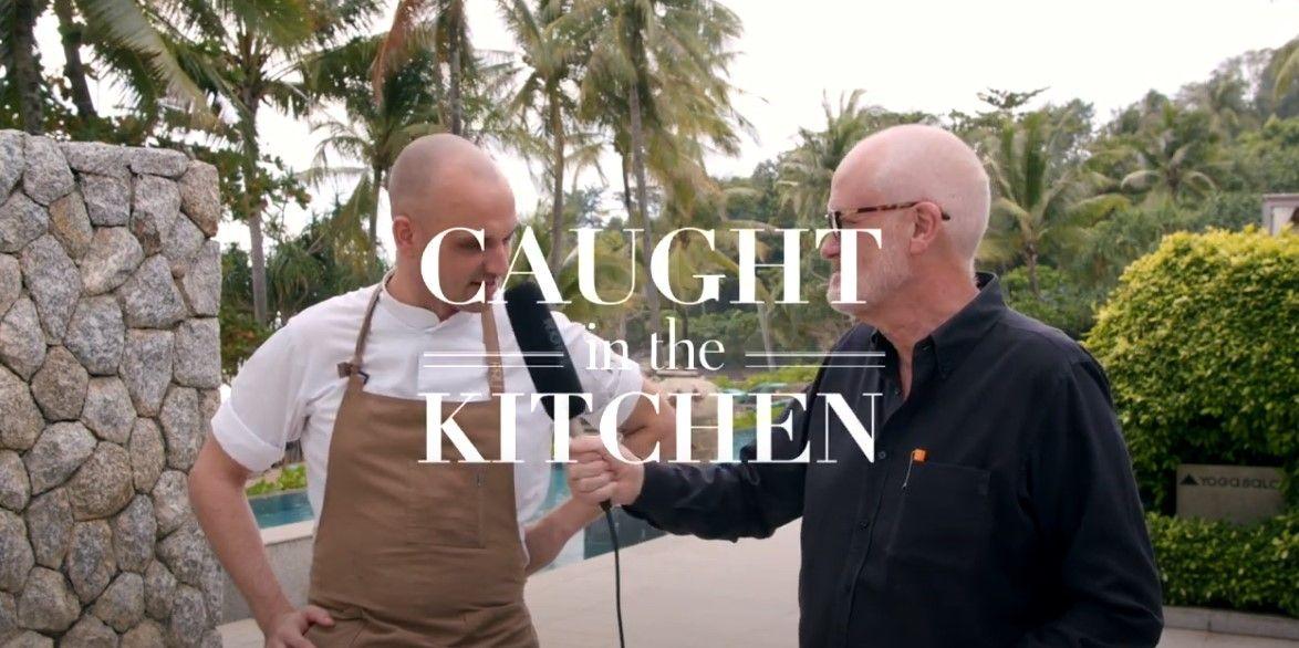 Caught In The Kitchen Episode 10: PRU