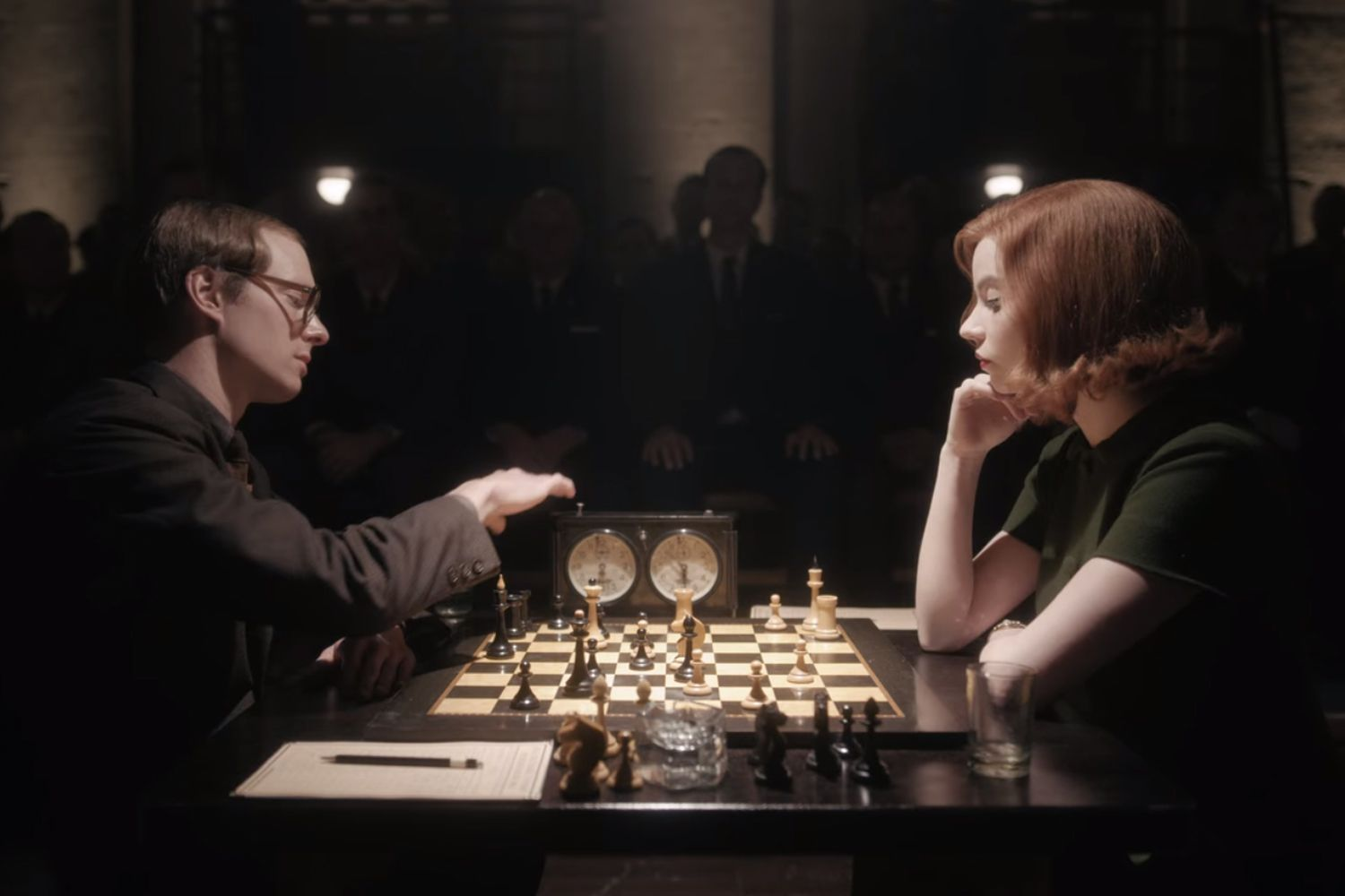 The Queen's Gambit And A Rise In Online Chess Playing