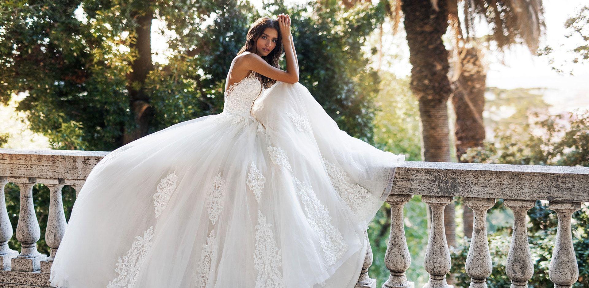 5 Wedding Dress Trends For 2021