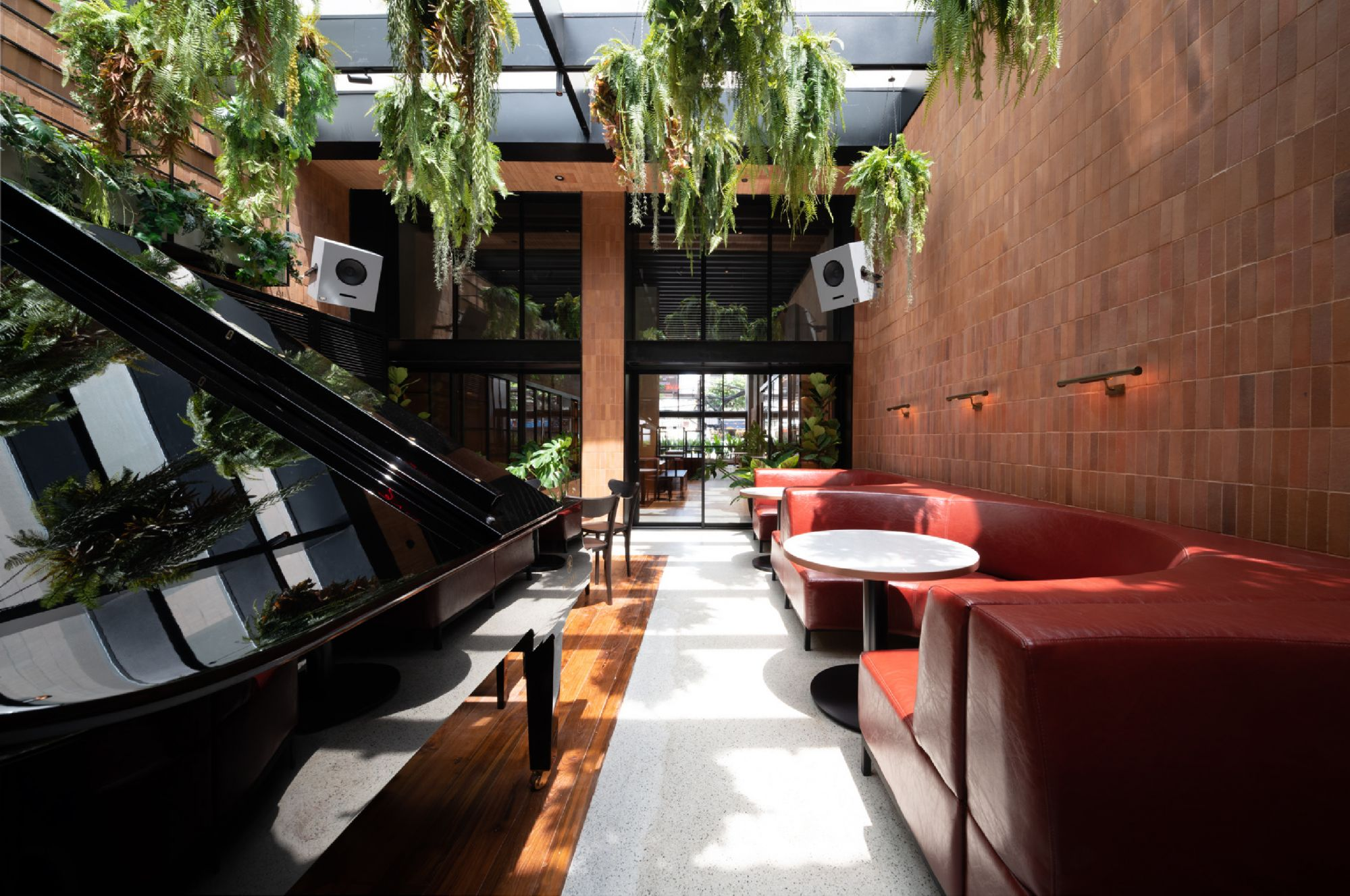 Siwilai Cafe's Second Branch Opens At Central: The Original Store