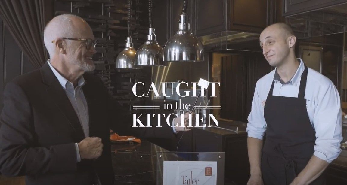 Caught In The Kitchen Episode 12: Elements