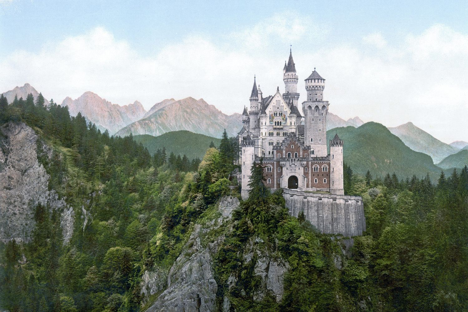 Palaces Of A German Dreamer