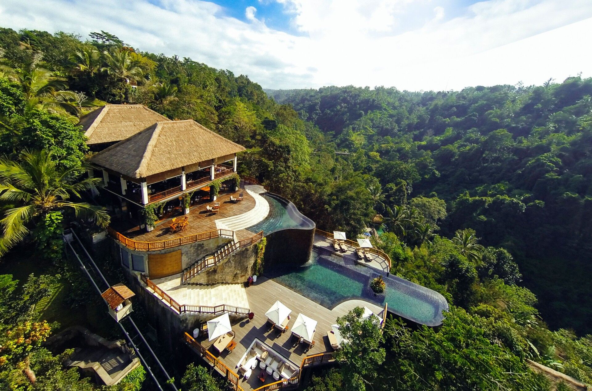 The Most Divine Hotel Pools In Asia