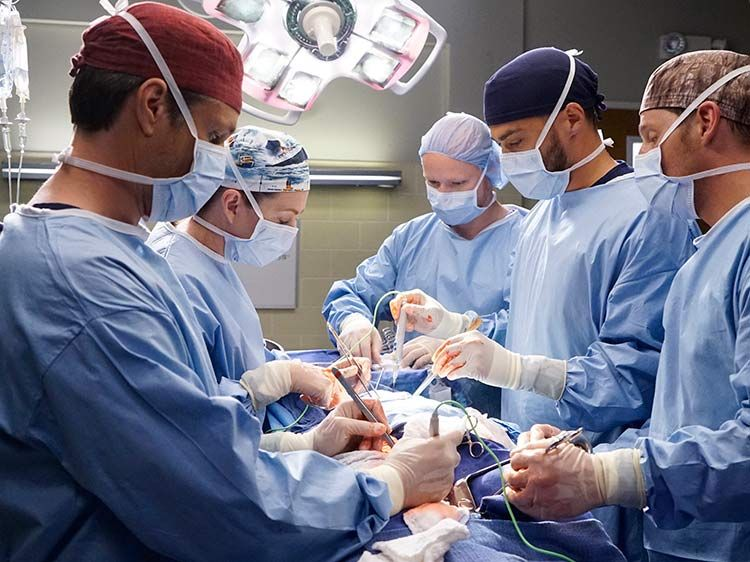 Grey's Anatomy To Navigate The Challenges Of COVID In Its Latest Season