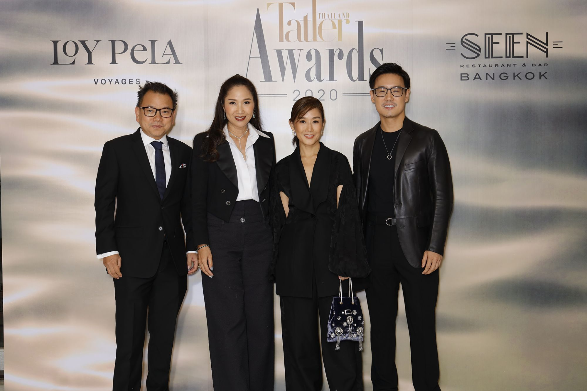 In Photos: A-Listers Attend The Tatler Awards 2020