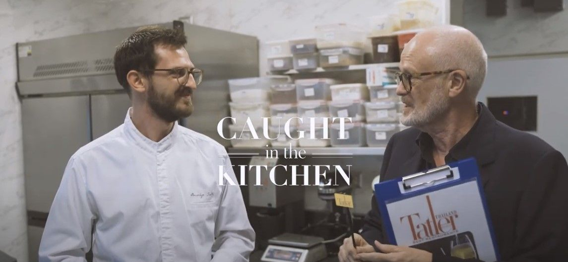 Caught In The Kitchen Episode 13: J'Aime