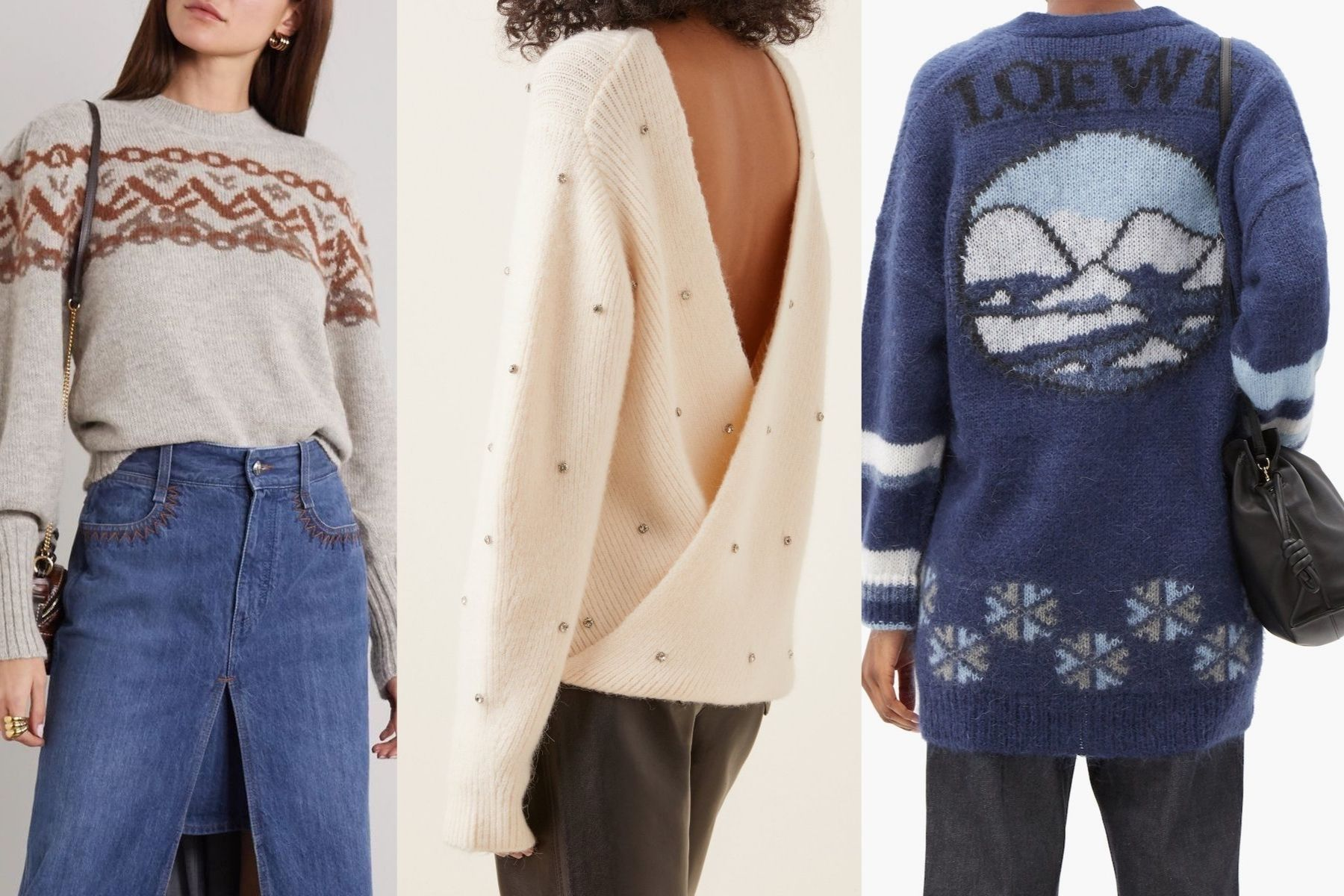 10 Cosy Christmas Jumpers To Wear And Pretend Like It's Winter