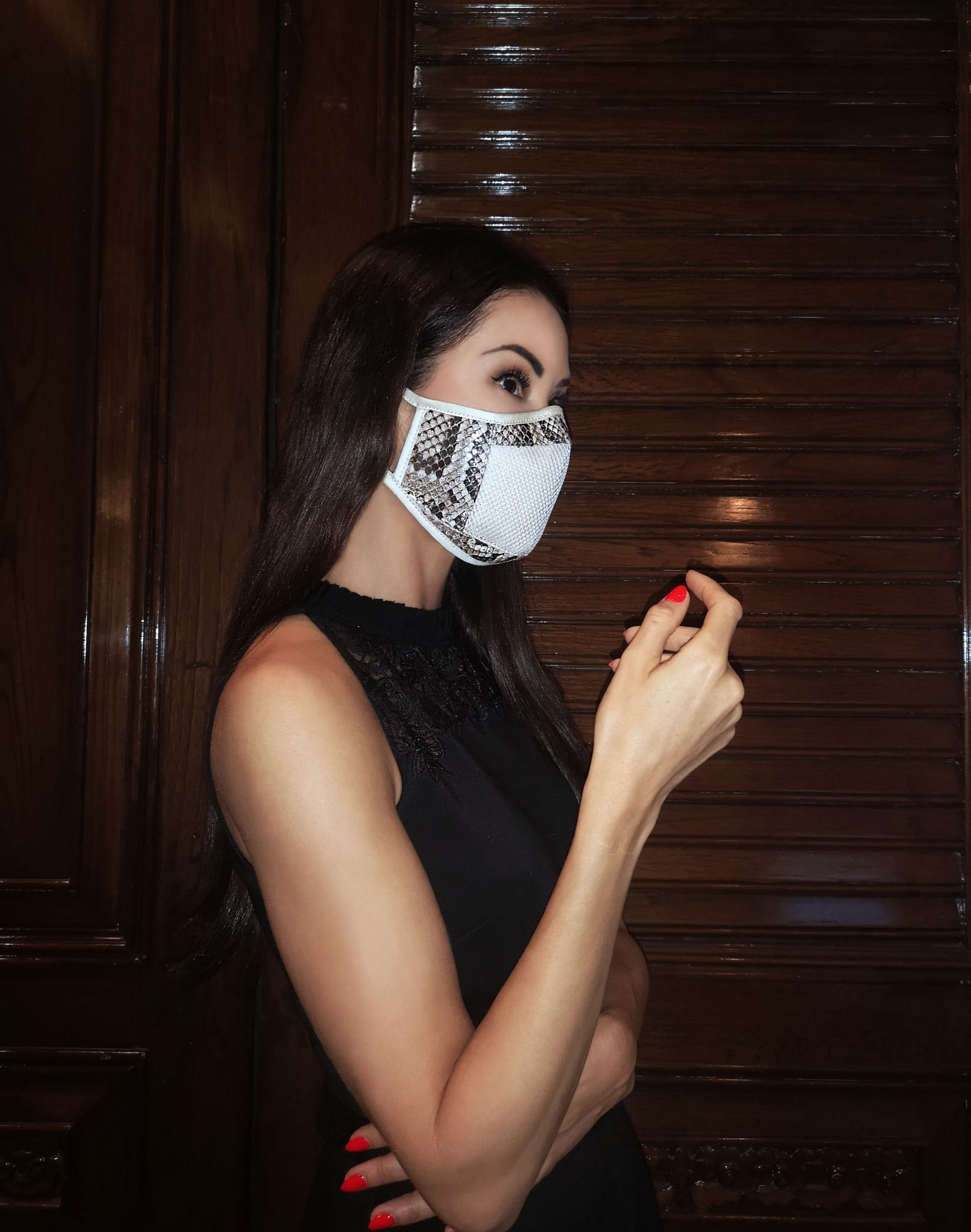 Pellevah Launches Stylish And Heavy-Duty Masks