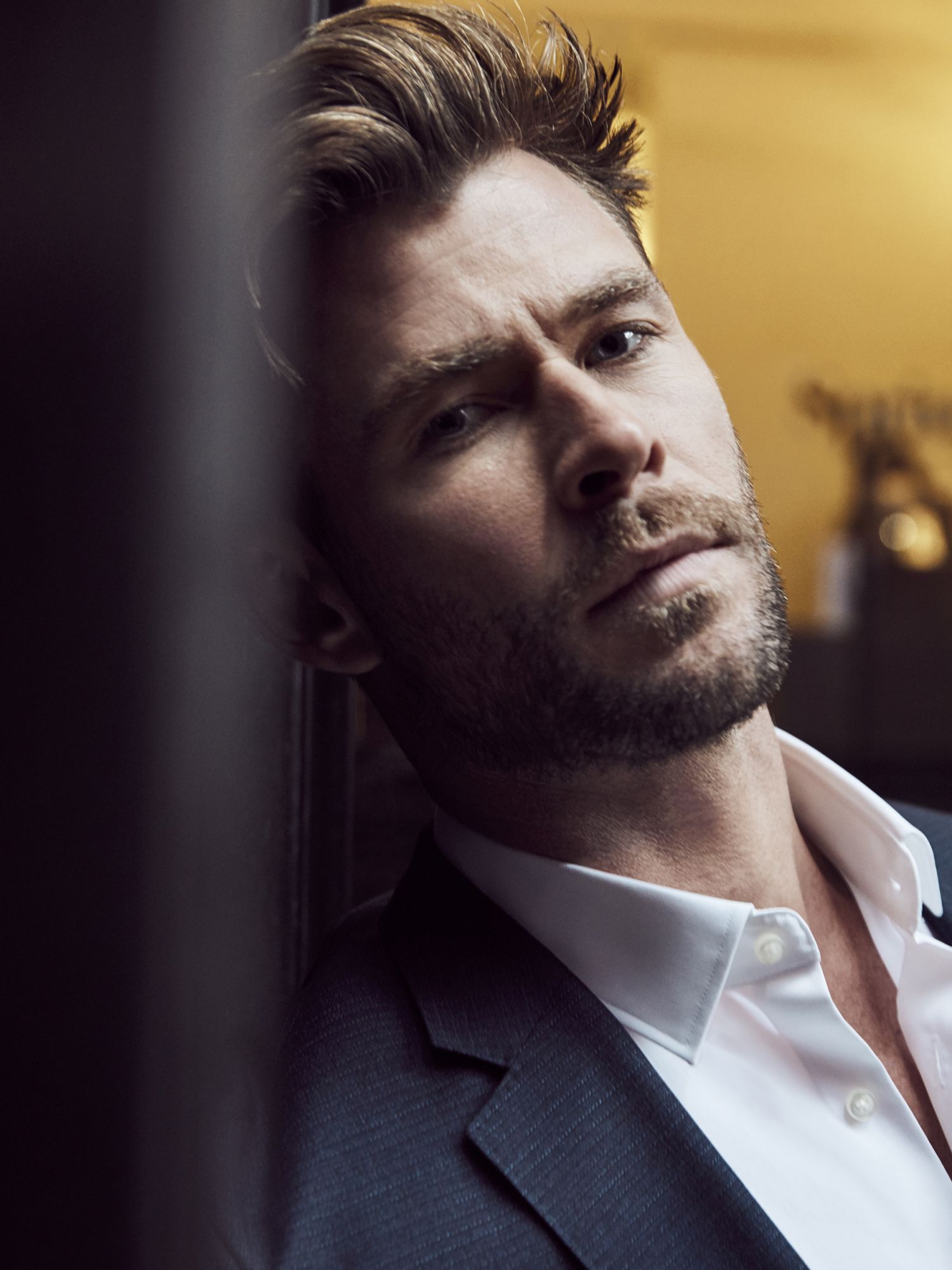 Chris Hemsworth Redefines The 'Man of Today' With The New Boss Bottled Eau de Parfum