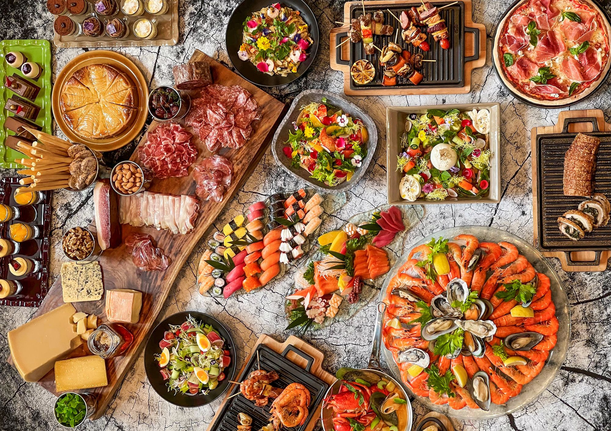 Volti Restaurant And Bar Presents New Sunday Brunch By The River