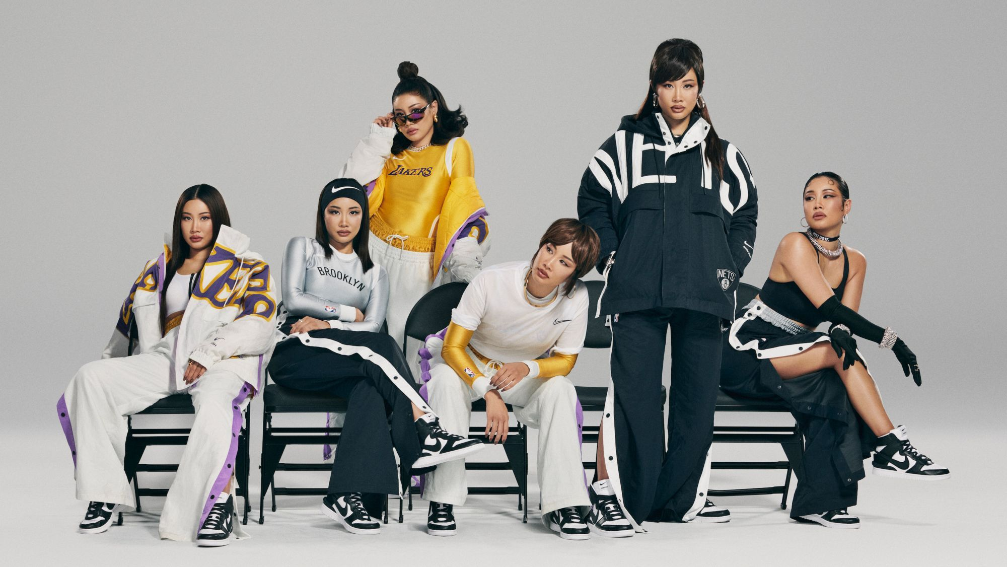 Yoon Ahn, Nike And The NBA Keep The Courtside Style Going With A Special Fashion Collaboration