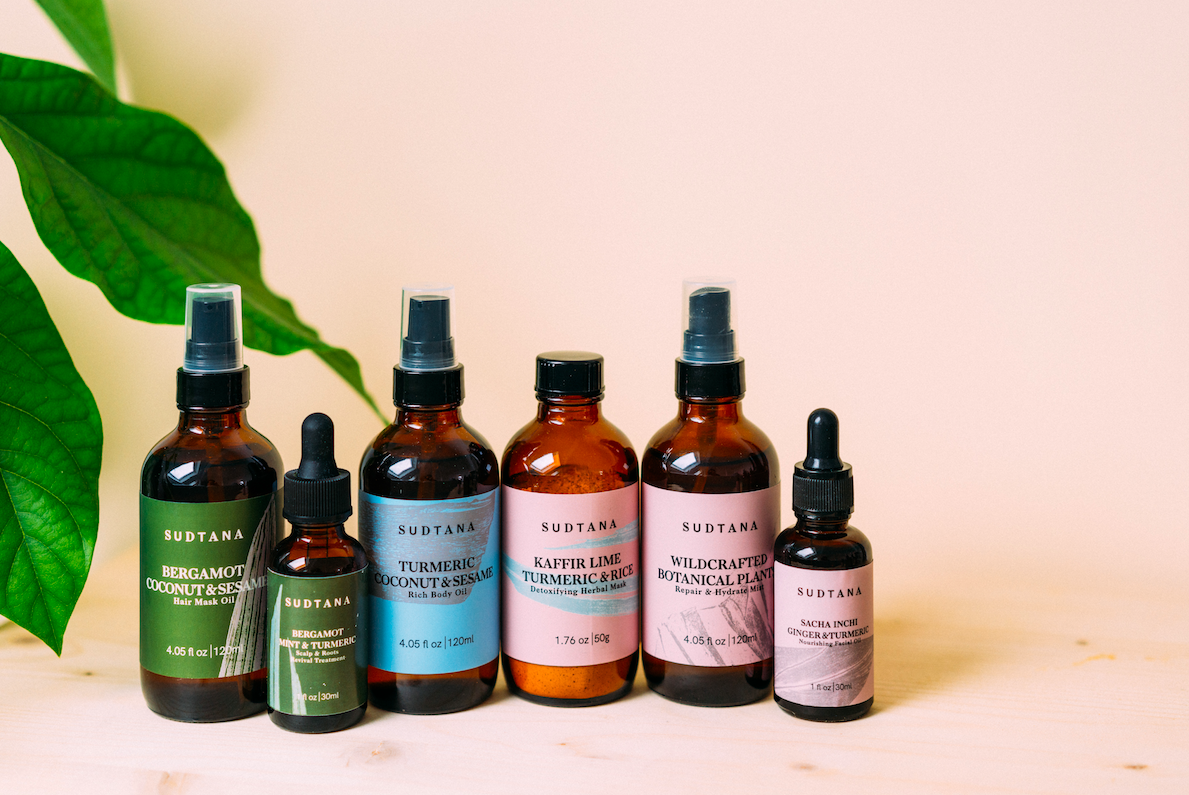Discover Your Best Natural Self With Sudtana Skincare