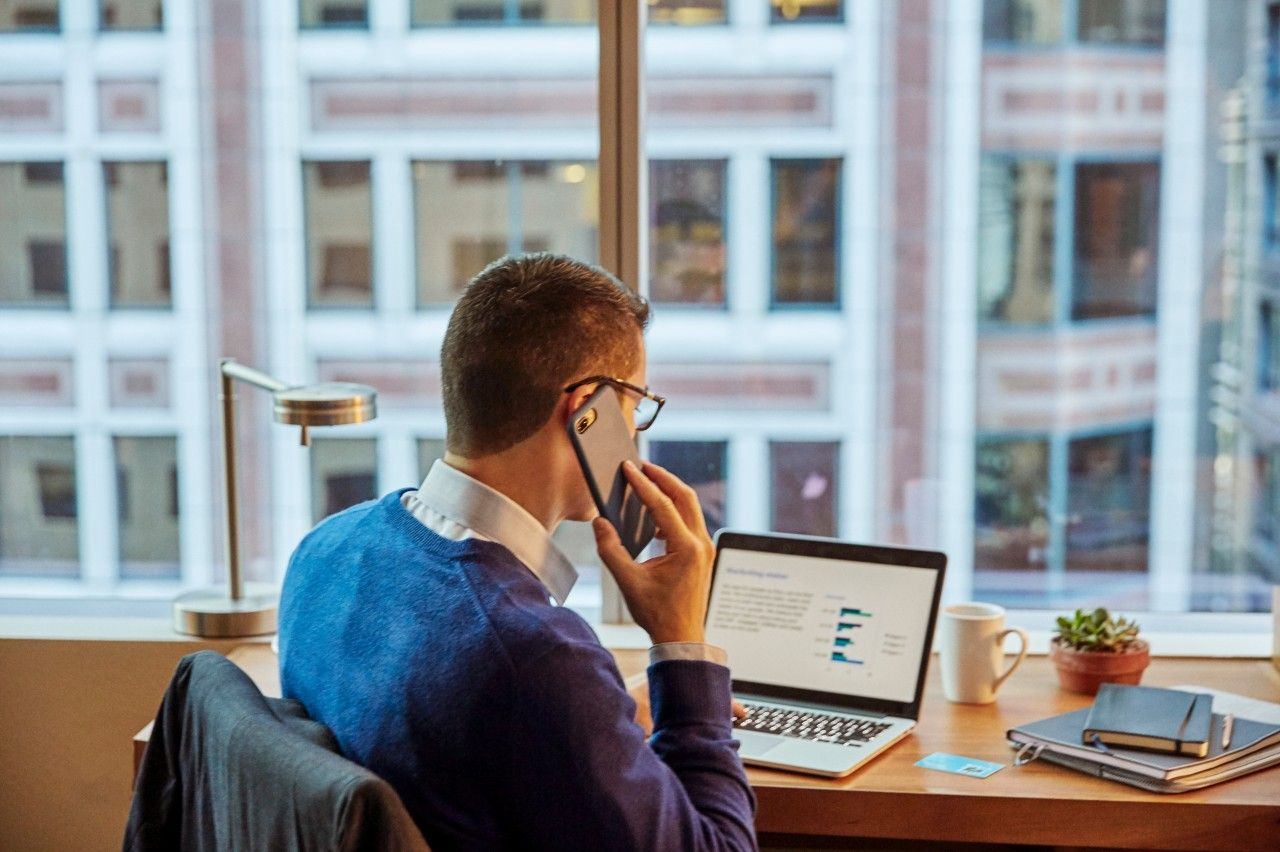 Make Grand Hyatt Erawan Your Office For A Day