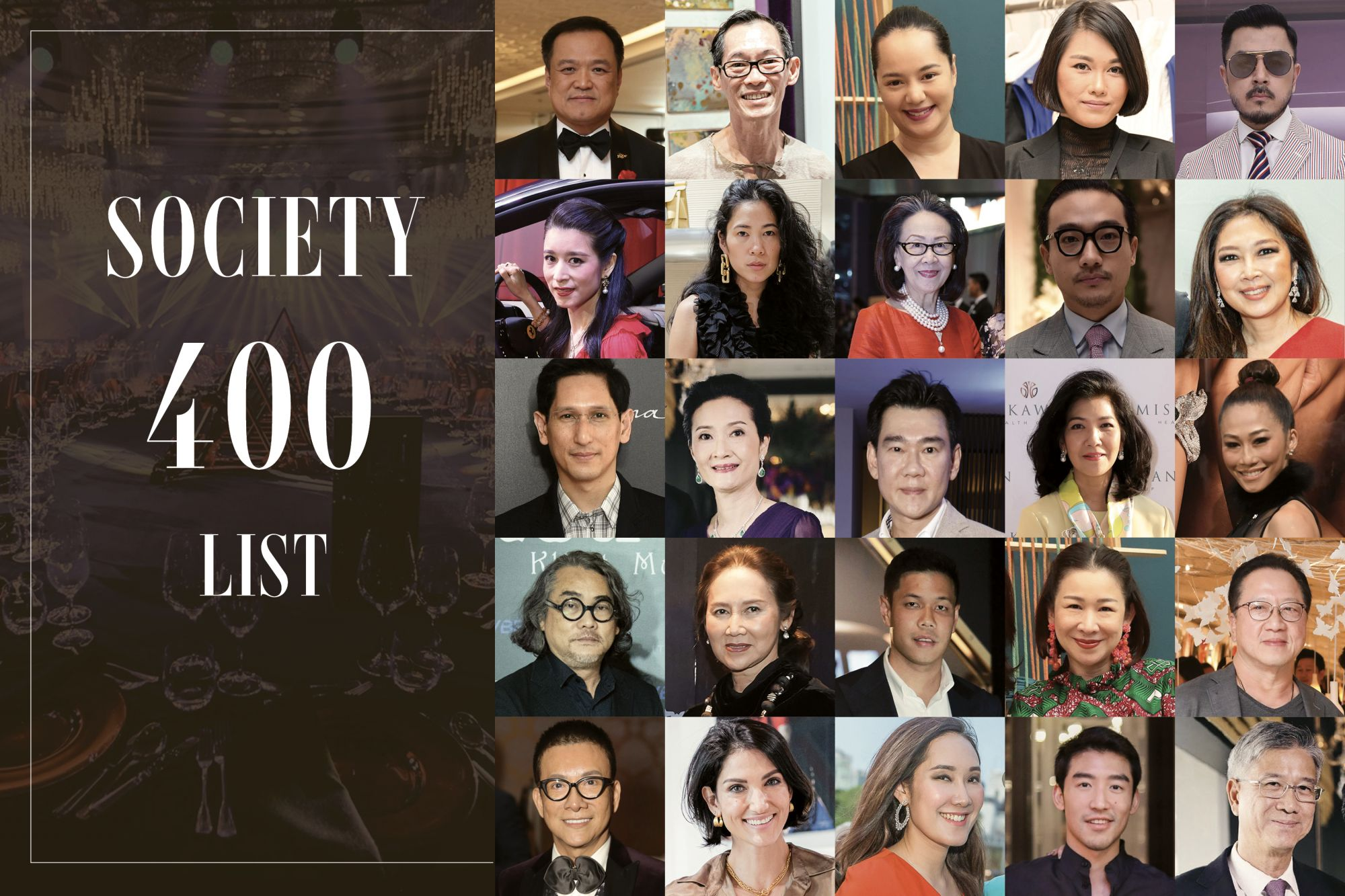 The 2021 Society 400 List Is Now Online!