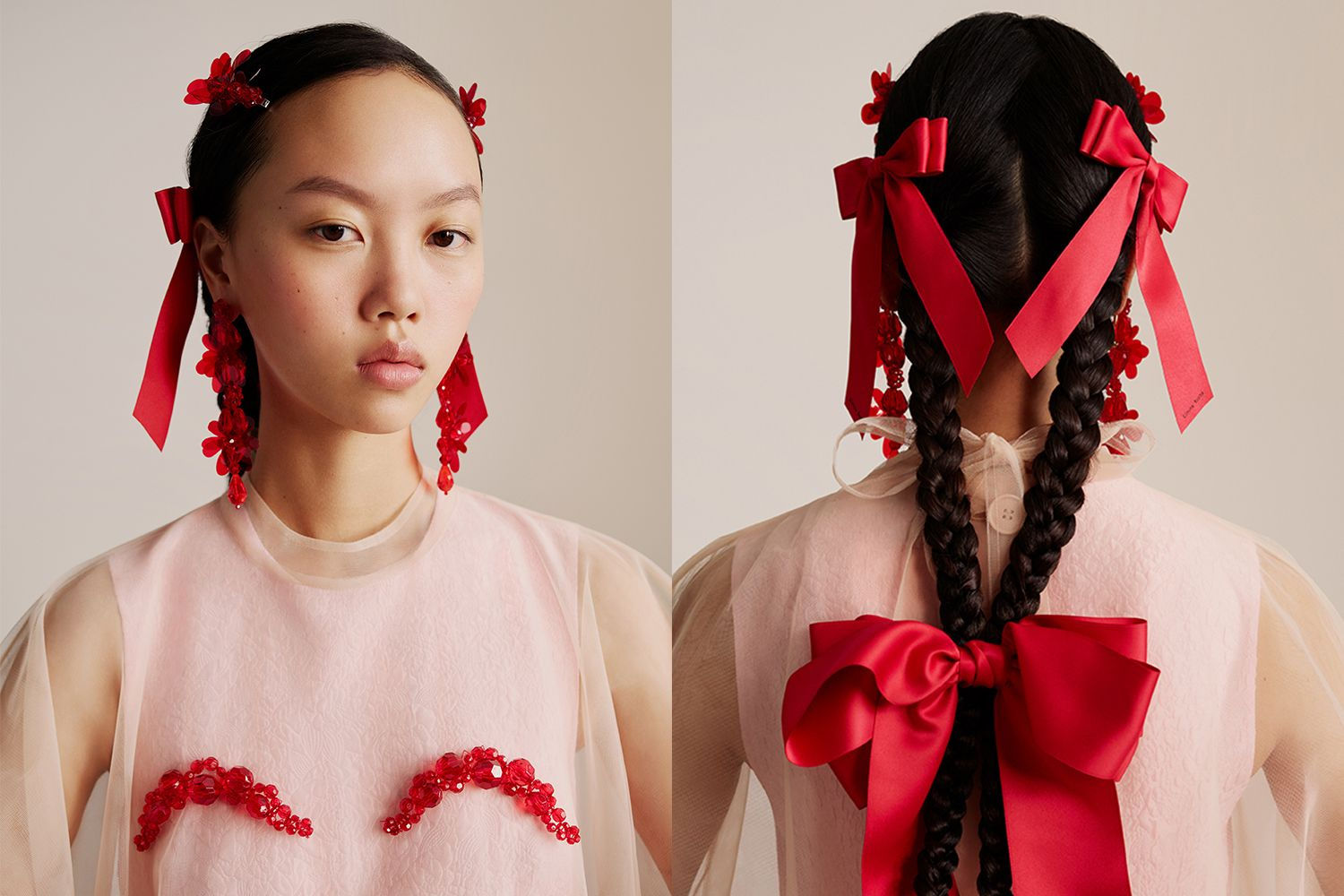Highlights Of The Simone Rocha X H&M Collection