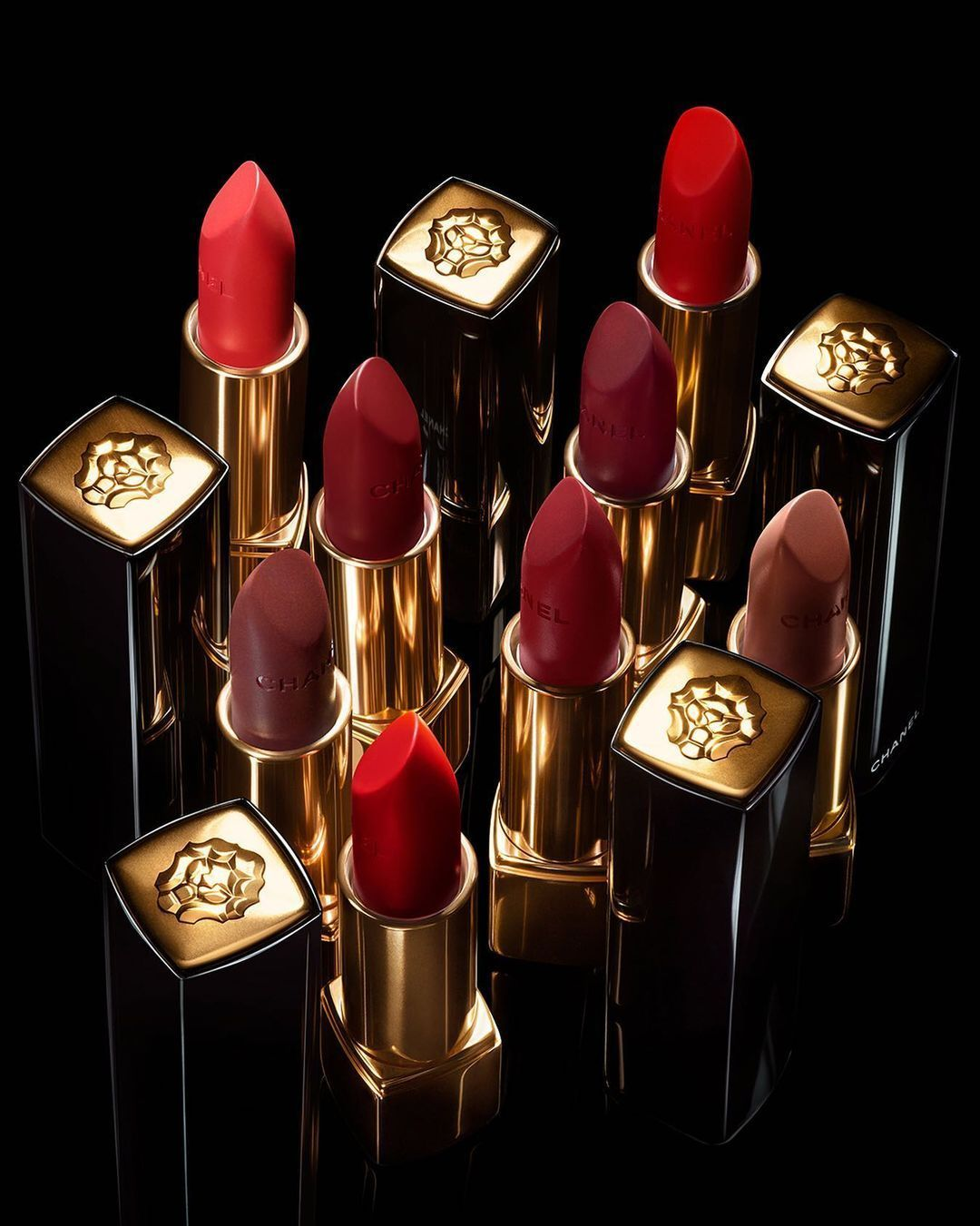 Find Your Perfect Shade Of Chanel Rouge With This Lipscanner App