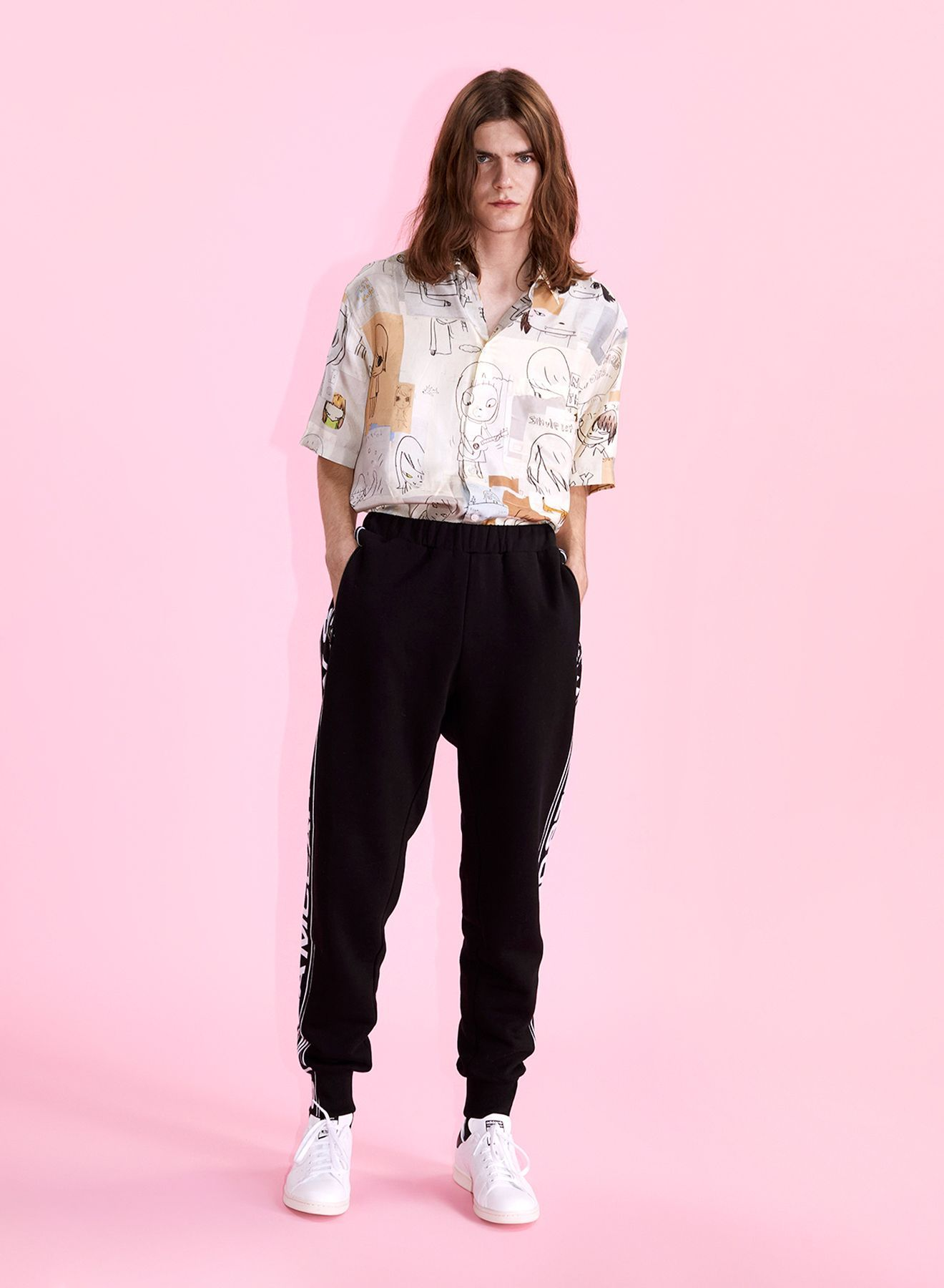 Stella McCartney And Yoshitomo Nara Collaborate For A Genderless Fashion Capsule
