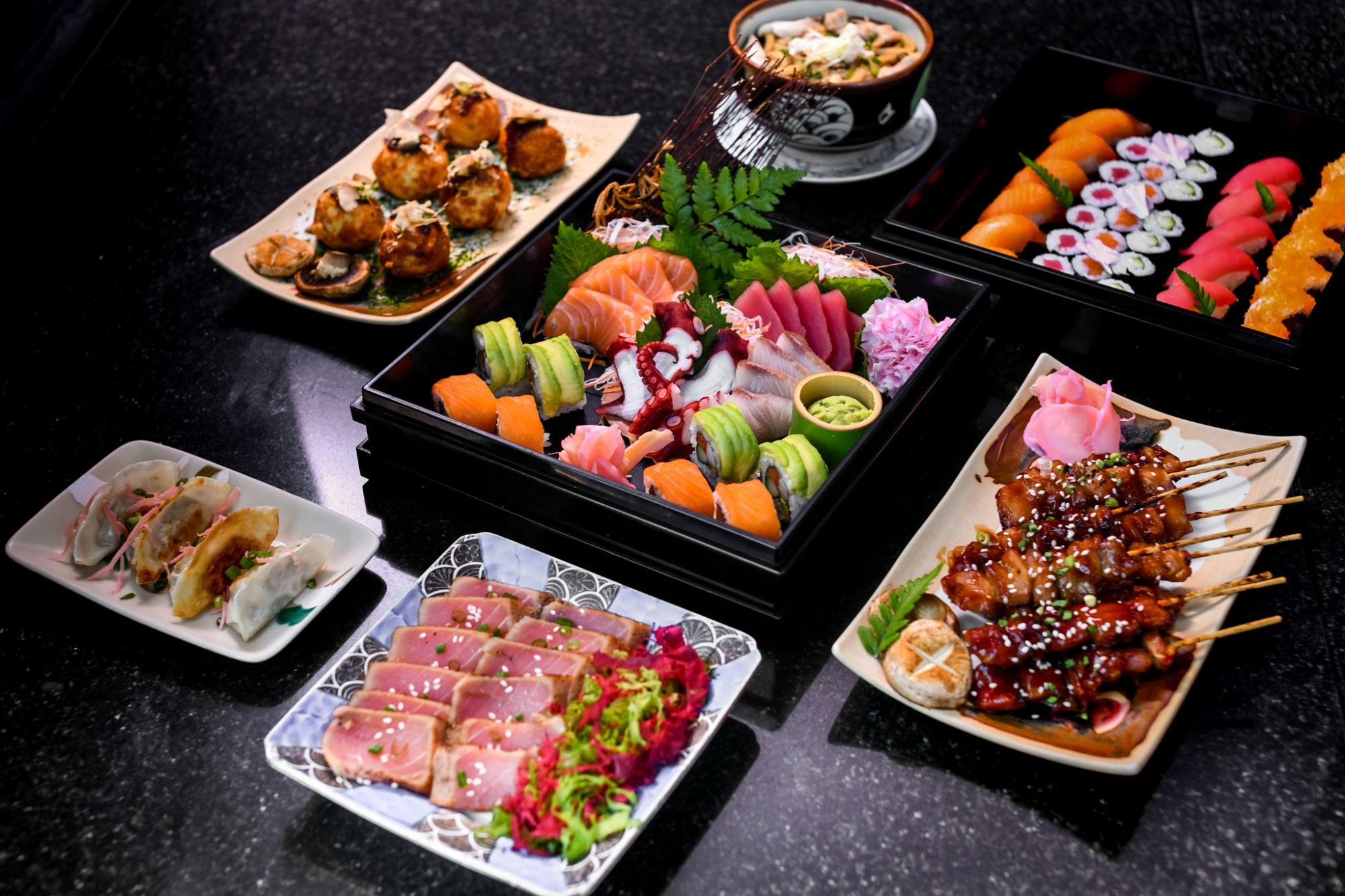 Enjoy Yatai & Izakaya Night On Saturdays At The Okura Prestige