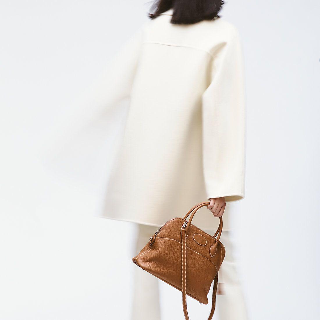 Hermès Makes A Big Statement Unveiling Mushroom-Based 'Leather' Bags