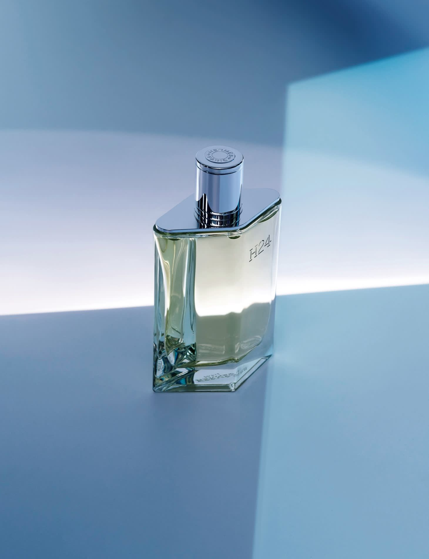 H24: Hermès' New Fragrance For Men Bottles Nature & Tech