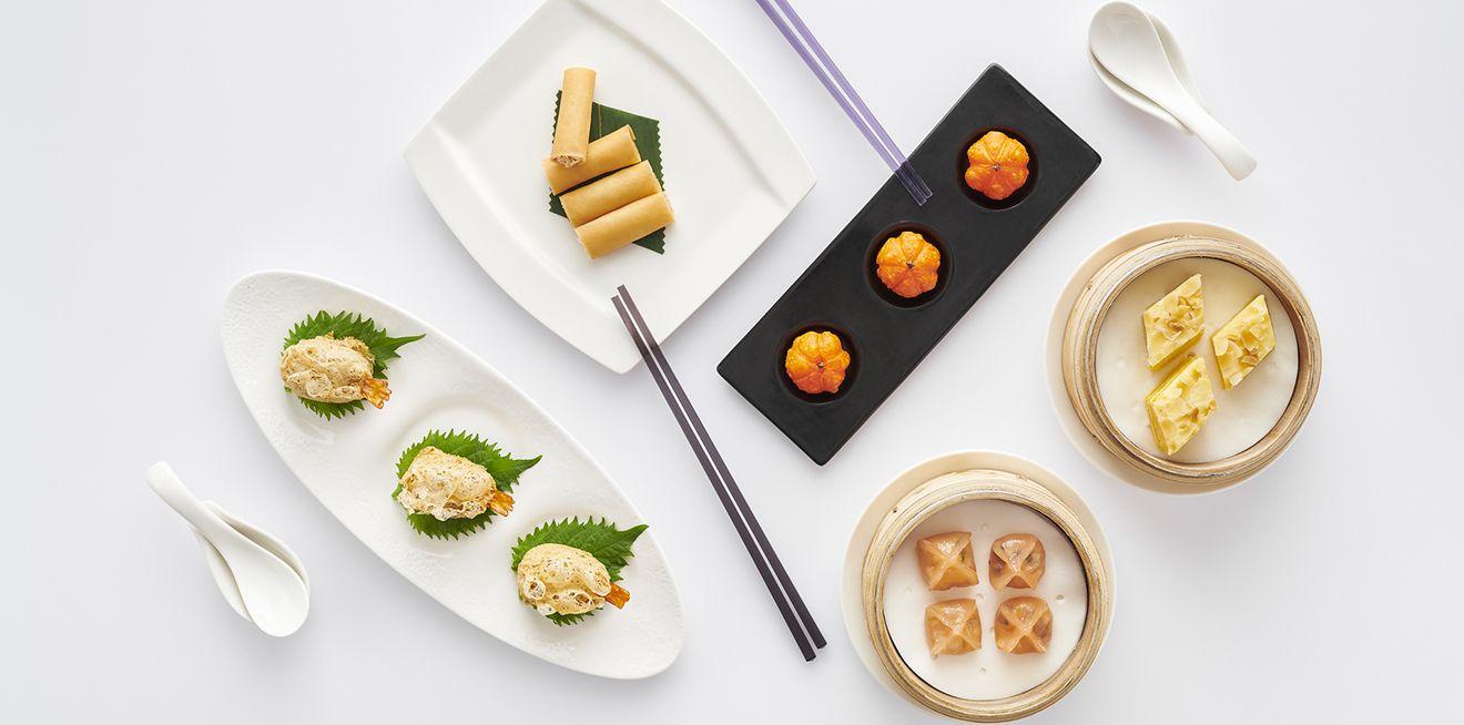 台北W飯店紫艷中餐廳色再升級