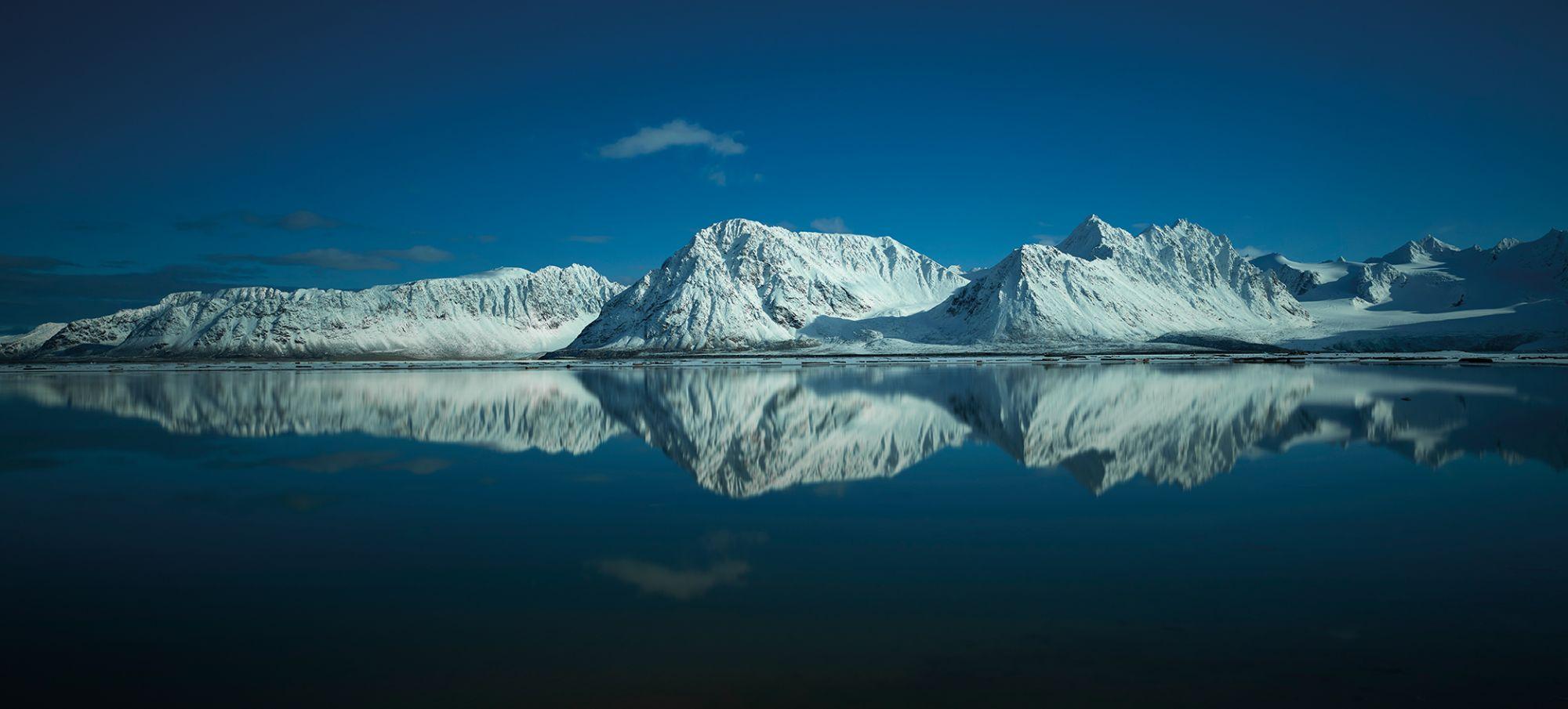 遠赴北國:挪威北方群島斯瓦巴(Svalbard)