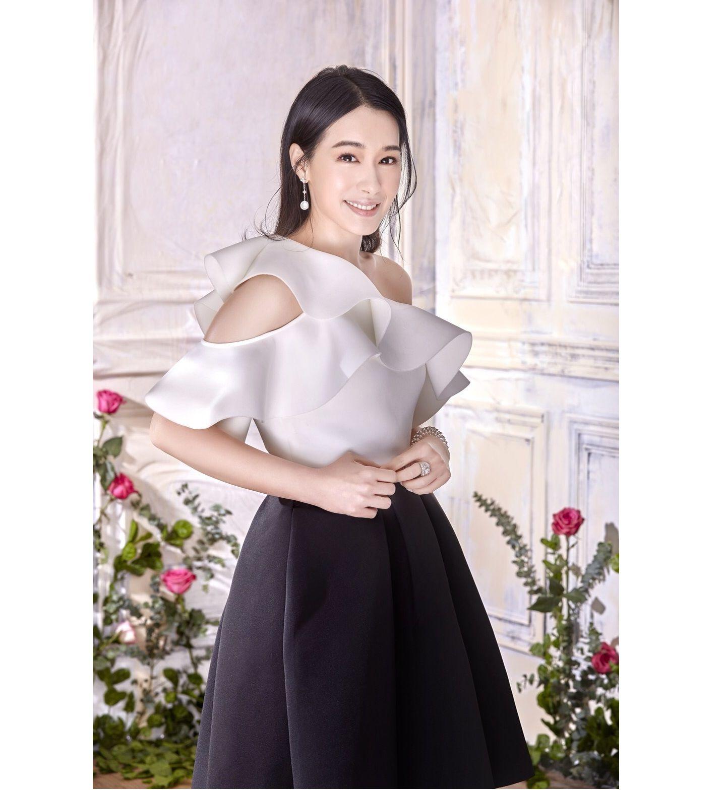 陳妍嵐用花妝點生活 打造完美女人