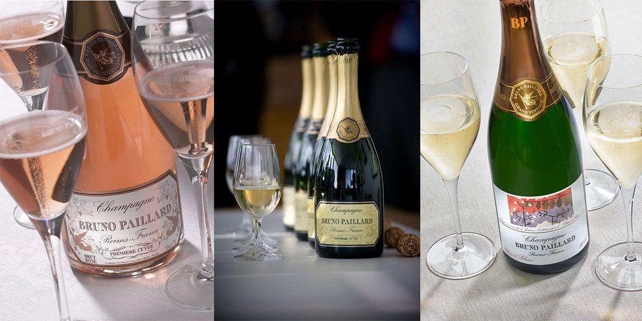 行家領航品評佳釀!四大侍酒師精心呈現 Bruno Paillard 香檳全系列酒款餐酒會