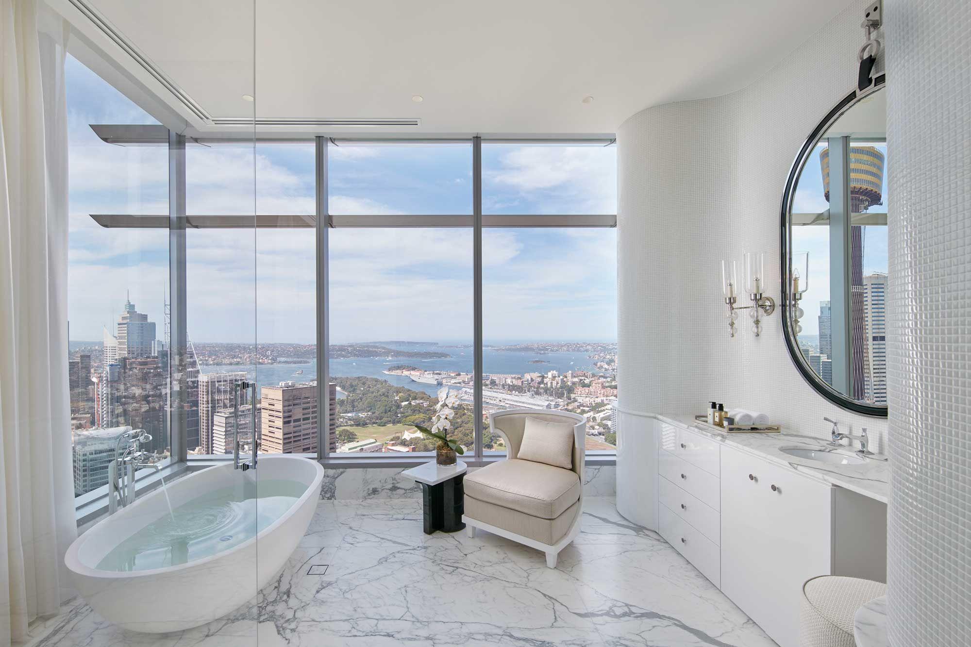 全球七個豪宅建案住出菁英高度
