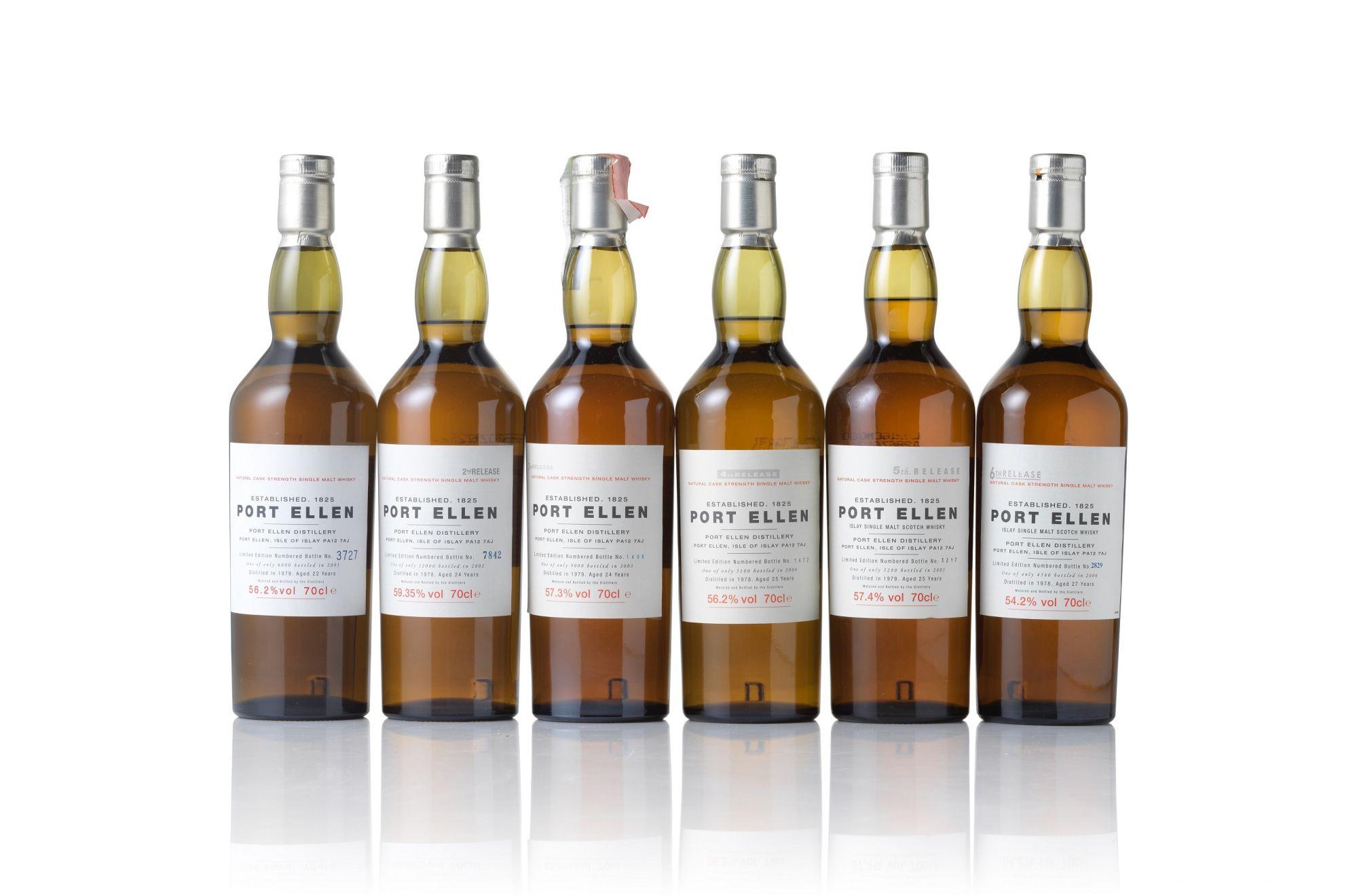 珍罕山崎50年珍釀成香港邦瀚斯威士忌拍賣焦點