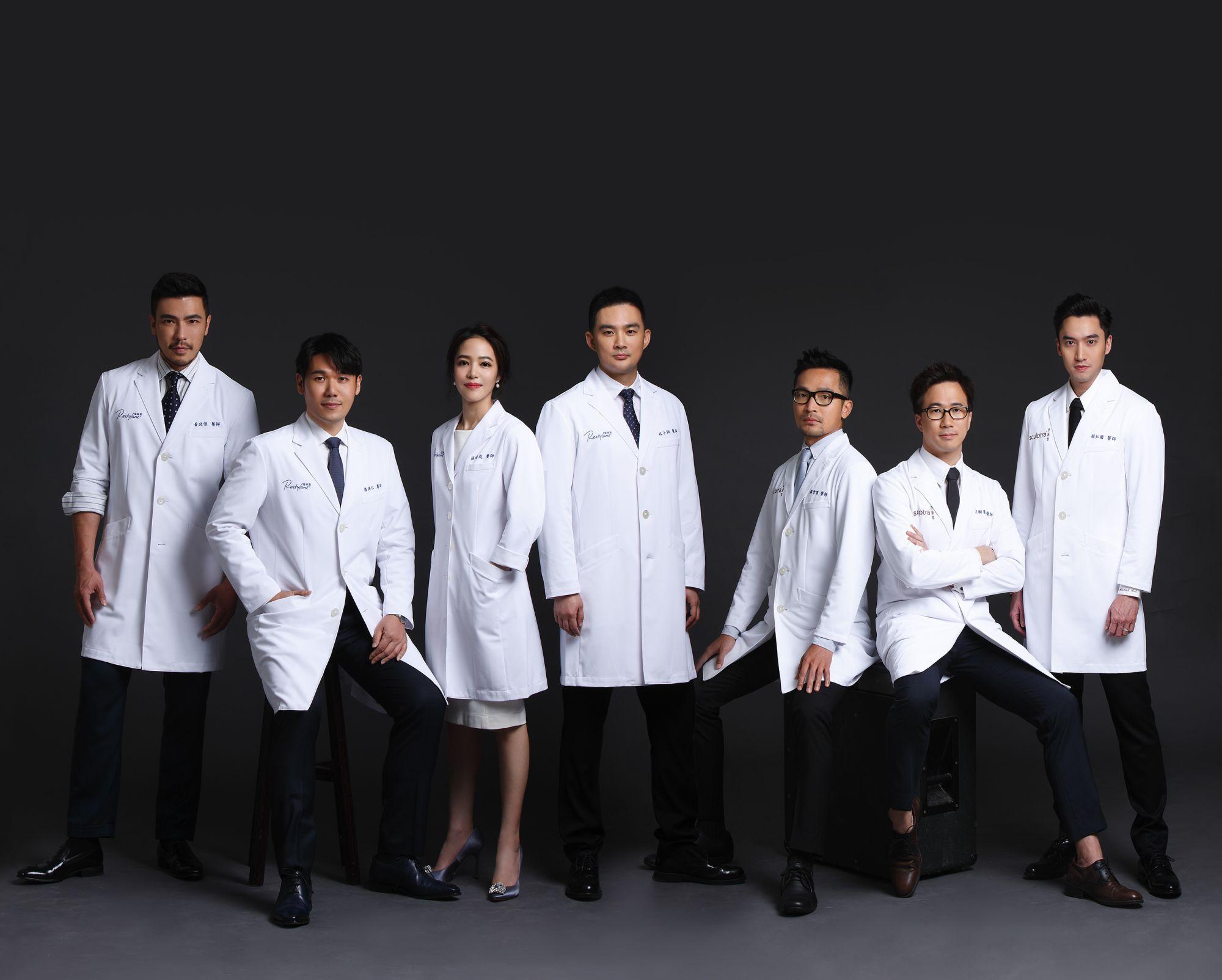 「大數據」時代的醫美健康戰略 聖緹雅醫美集團執行長、一站式醫美健管召集人 薛博仁